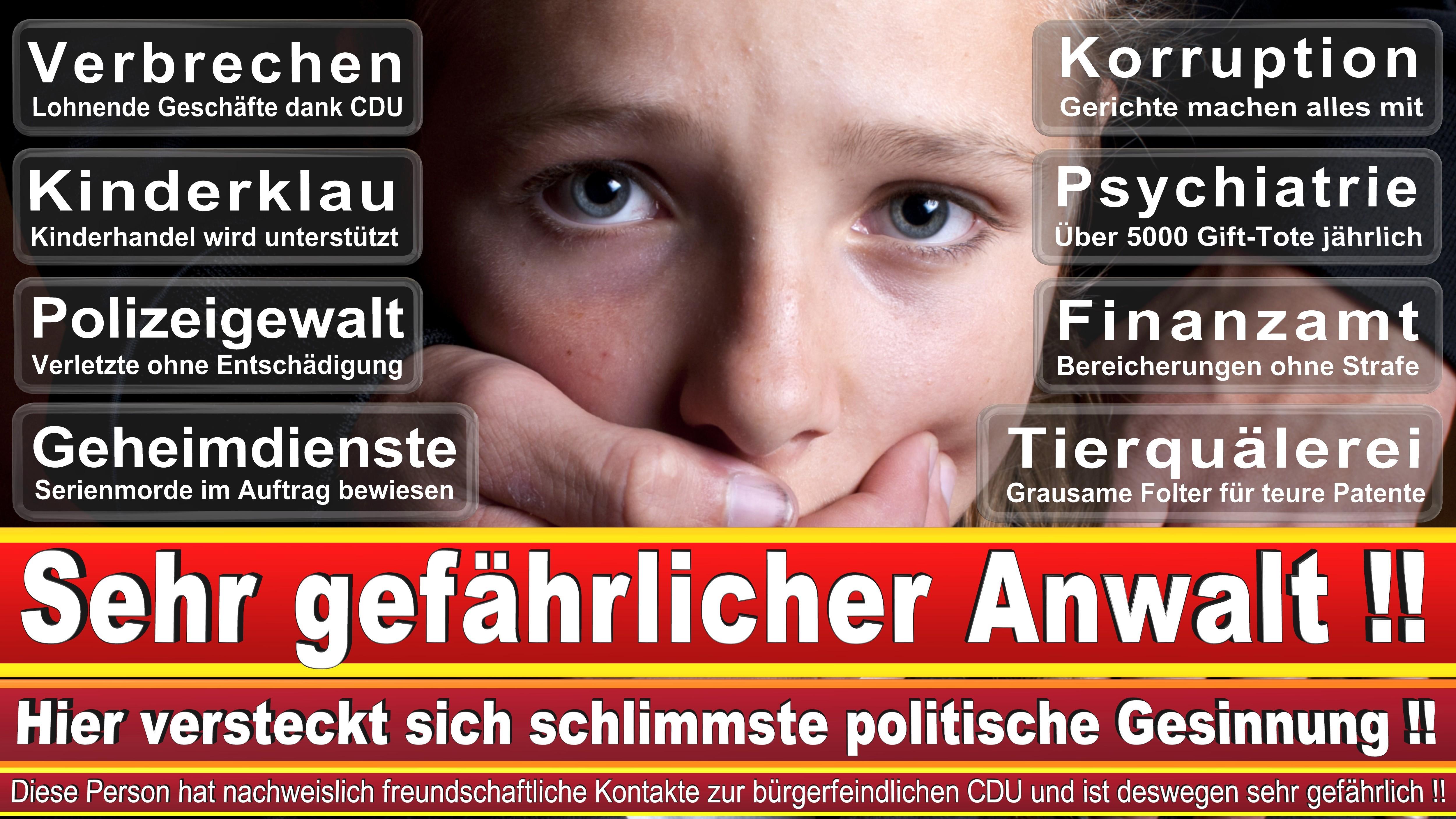 Rechtsanwalt Joachim Christoph Heger Berlin CDU Berlin 1