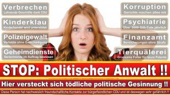 Rechtsanwalt Johannes Pöttering CDU NRW