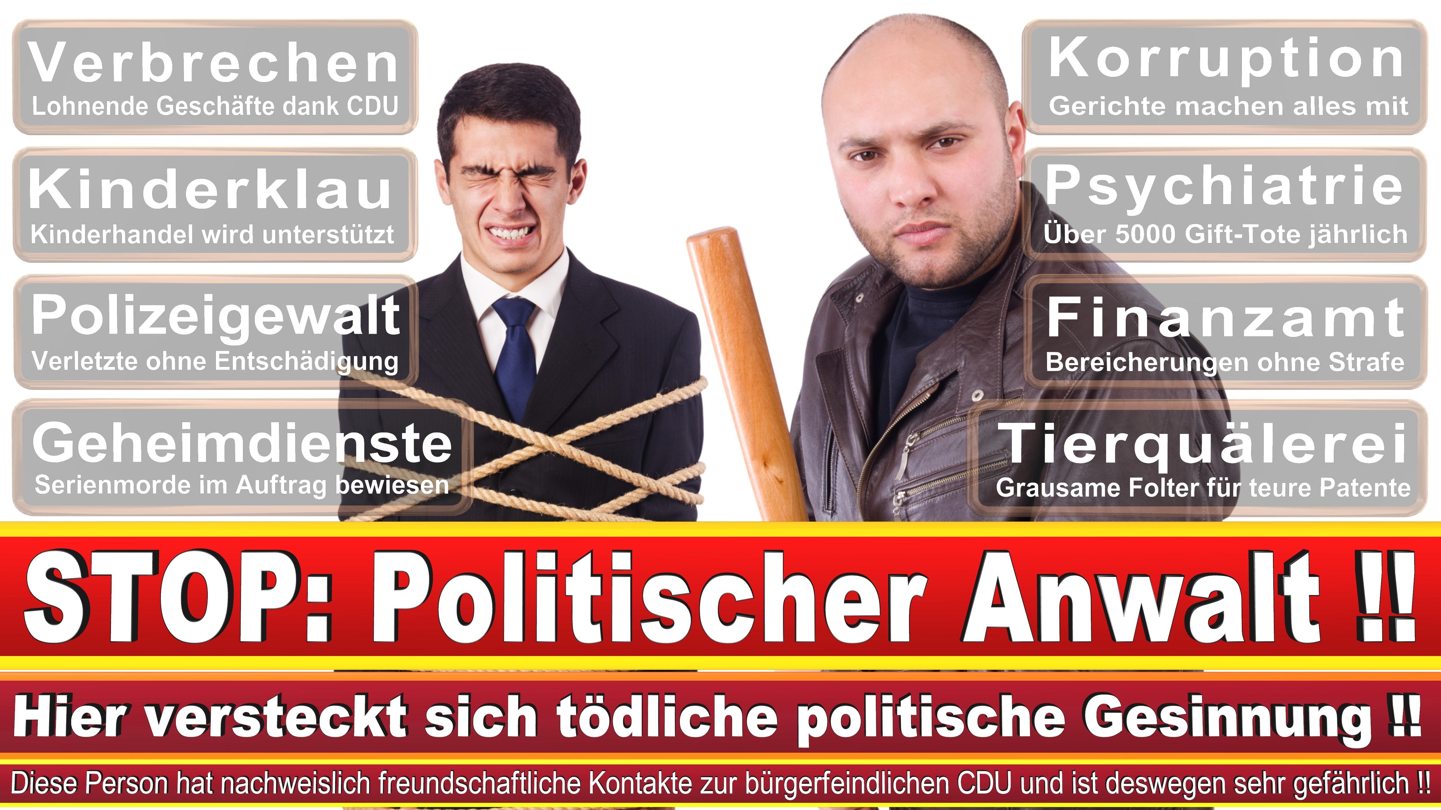 Rechtsanwalt Johannes Rudolph CDU NRW