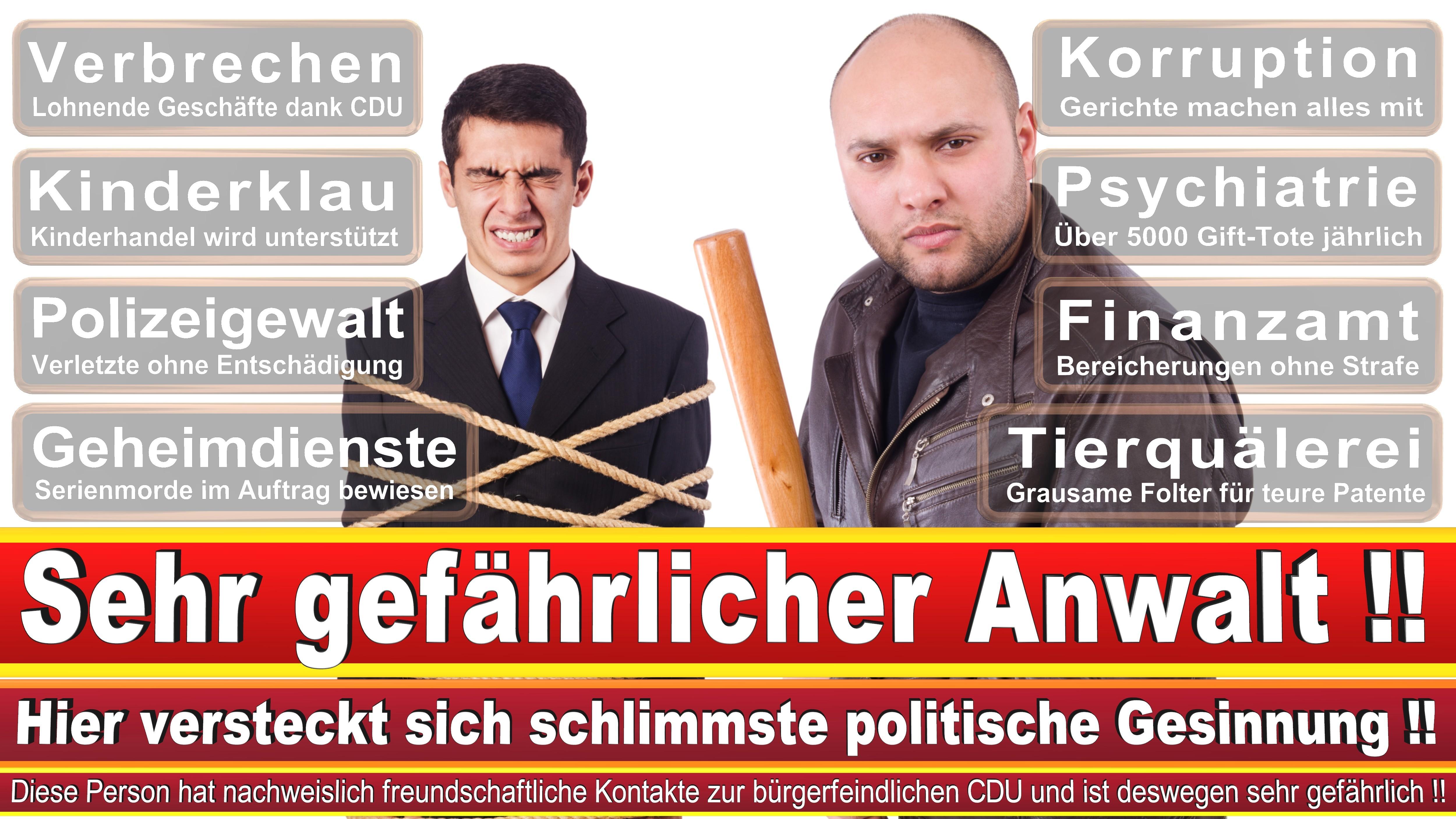 Rechtsanwalt Johannes Rudolph CDU NRW 1