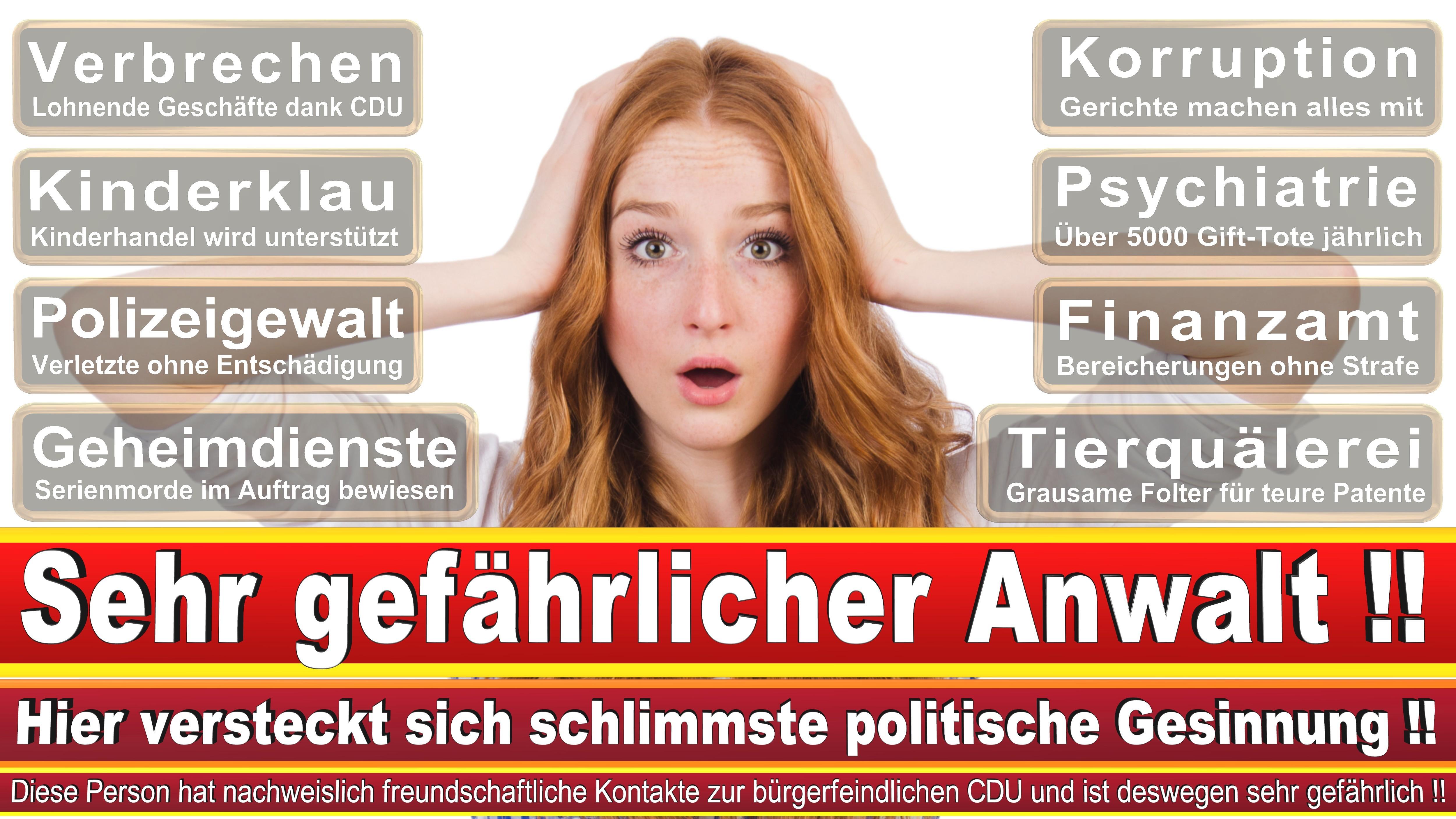 Rechtsanwalt Klaus Oehler CDU NRW 1
