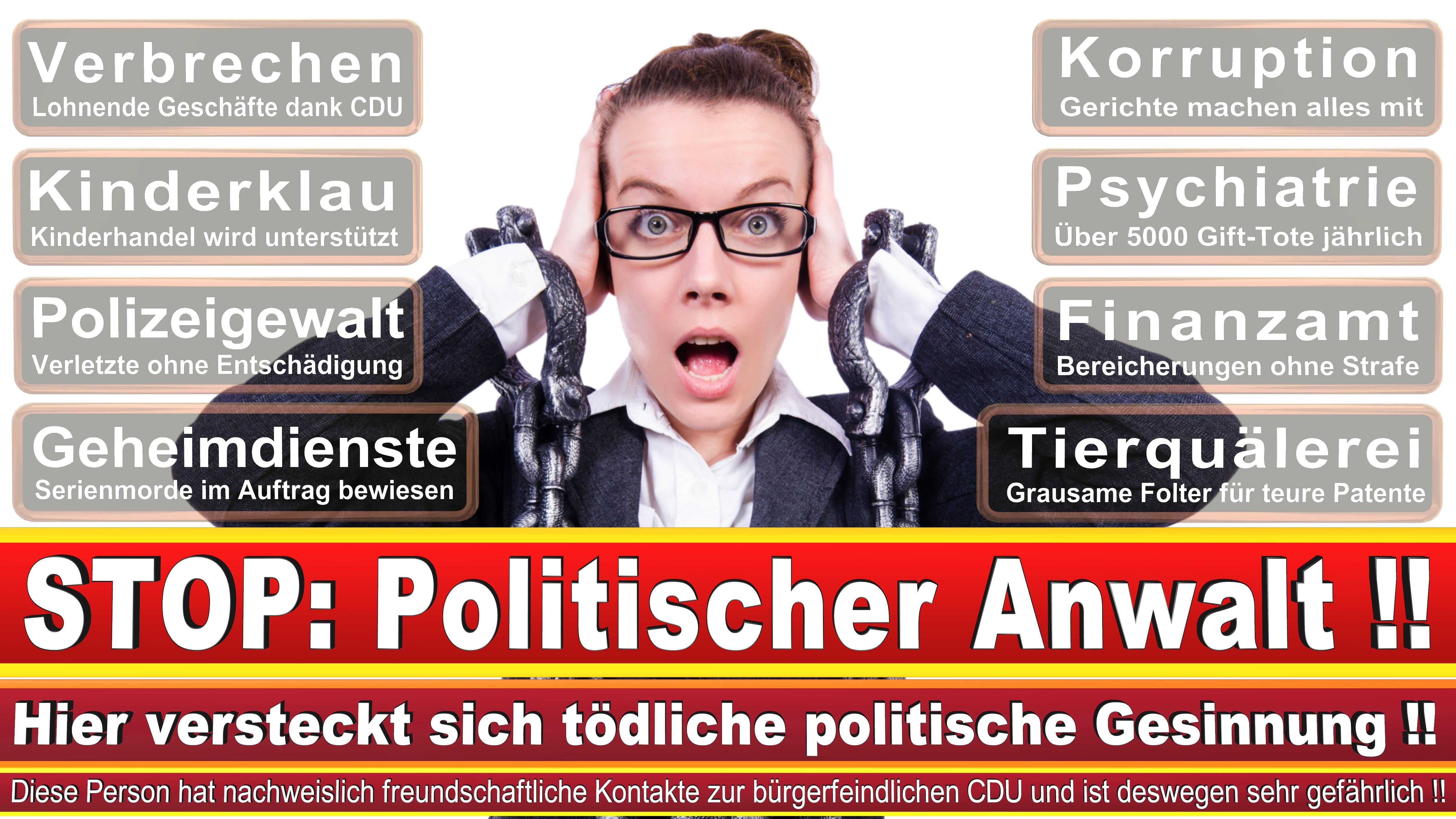 Rechtsanwalt Klaus Queckenstedt CDU NRW