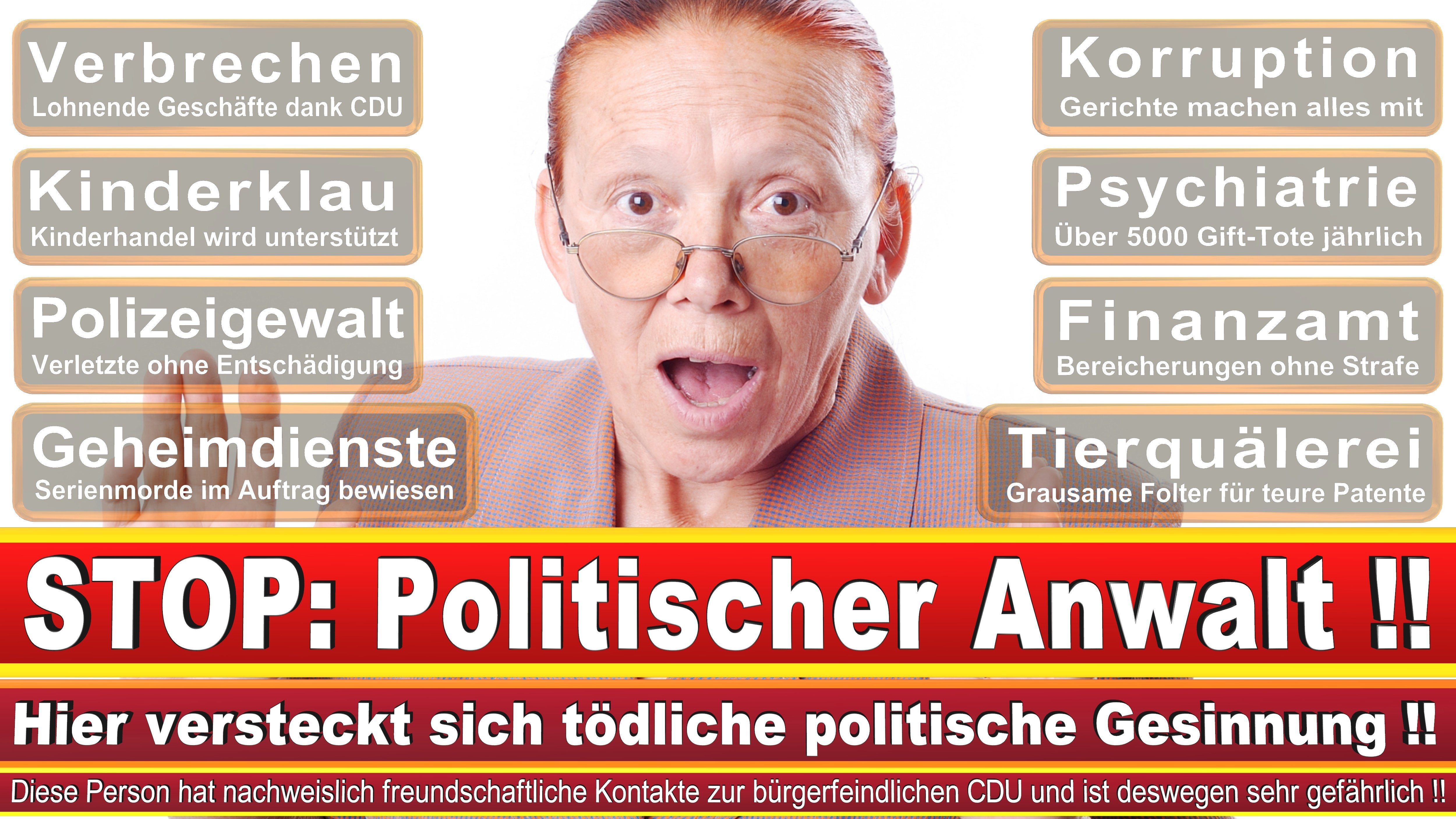 Rechtsanwalt Lukas Eisert CDU NRW