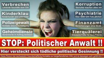 Rechtsanwalt Marc Daniel Volk CDU NRW