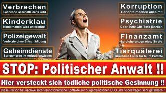 Rechtsanwalt Markus Bürger CDU NRW