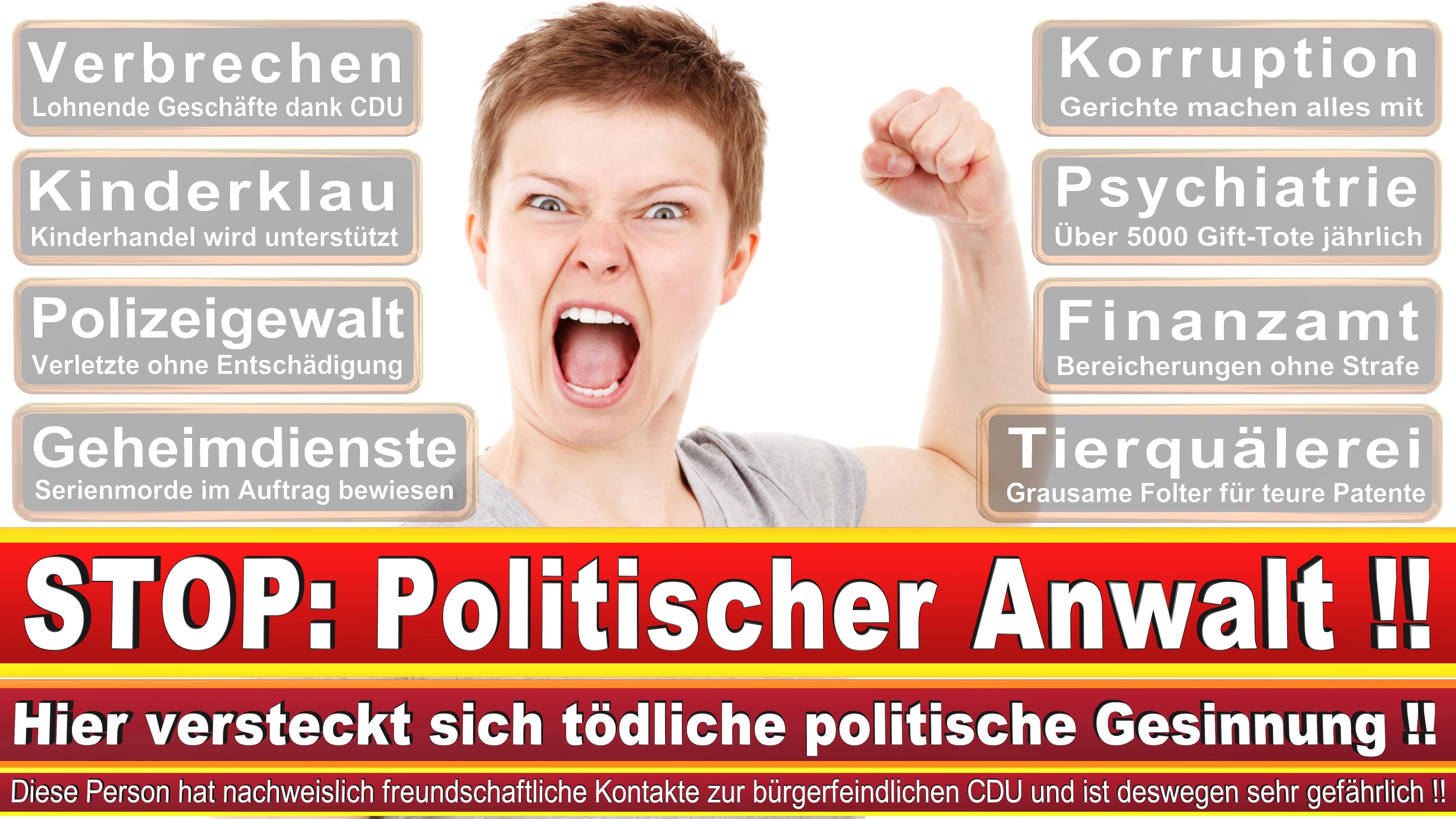 Rechtsanwalt Michael Janßen CDU NRW