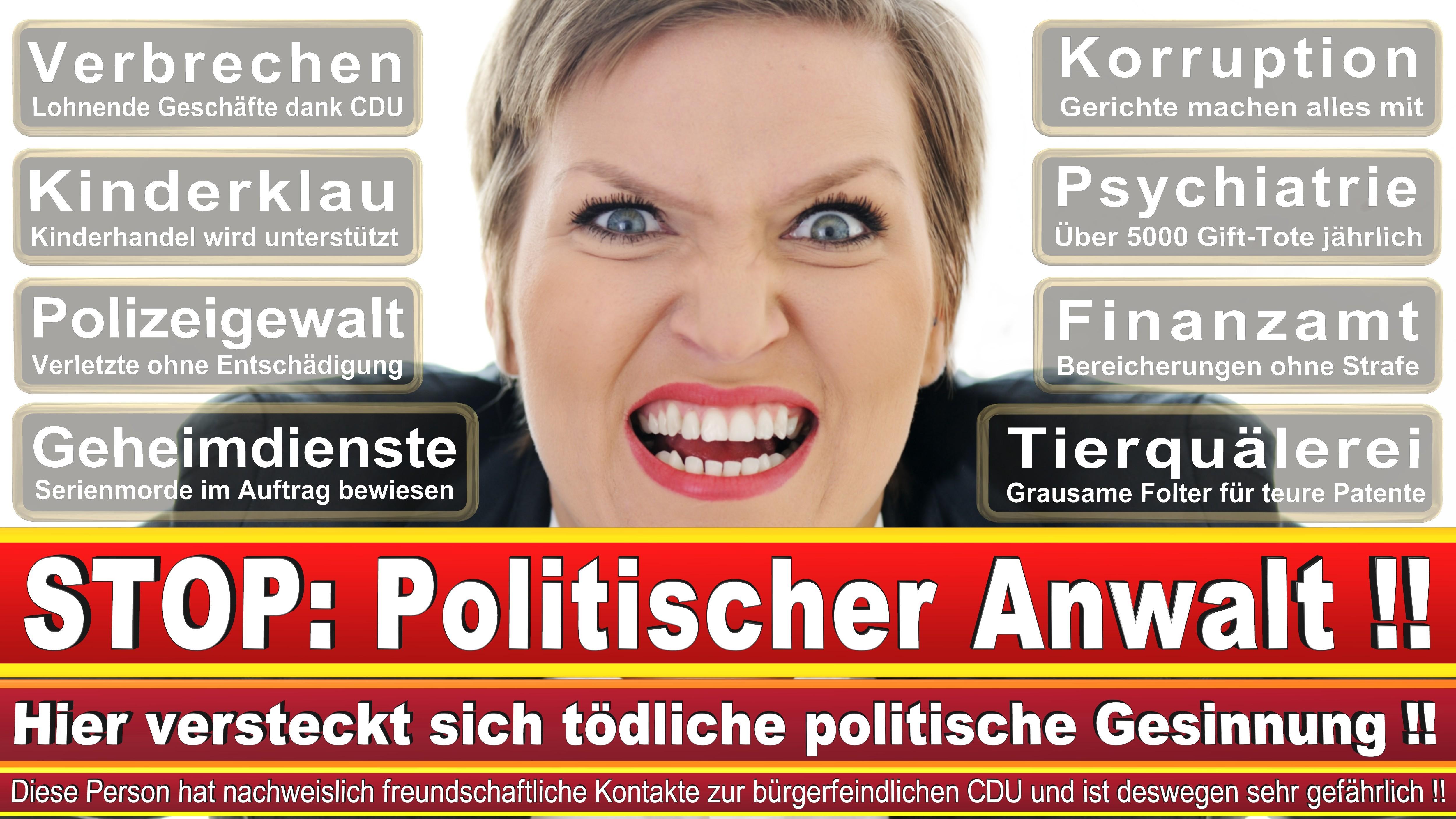 Rechtsanwalt Niklas Schwalge CDU NRW