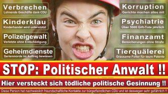 Rechtsanwalt Patrick Stamm CDU NRW