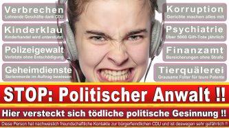 Rechtsanwalt Peter A Spyra CDU NRW