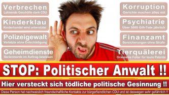 Rechtsanwalt Peter Gottwald CDU NRW