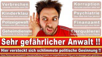 Rechtsanwalt Peter Gottwald CDU NRW 1