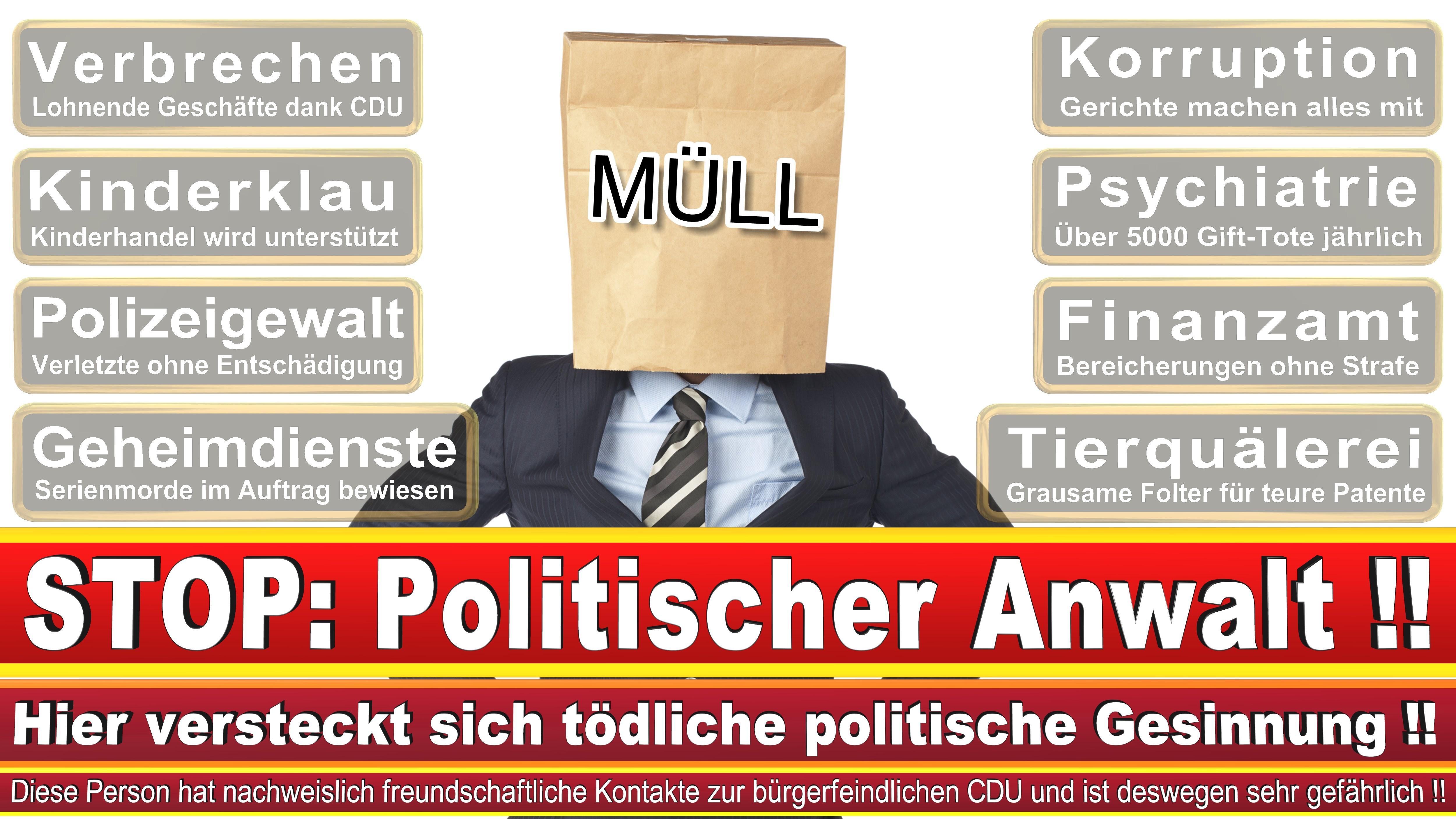 Rechtsanwalt Peter Houben CDU NRW