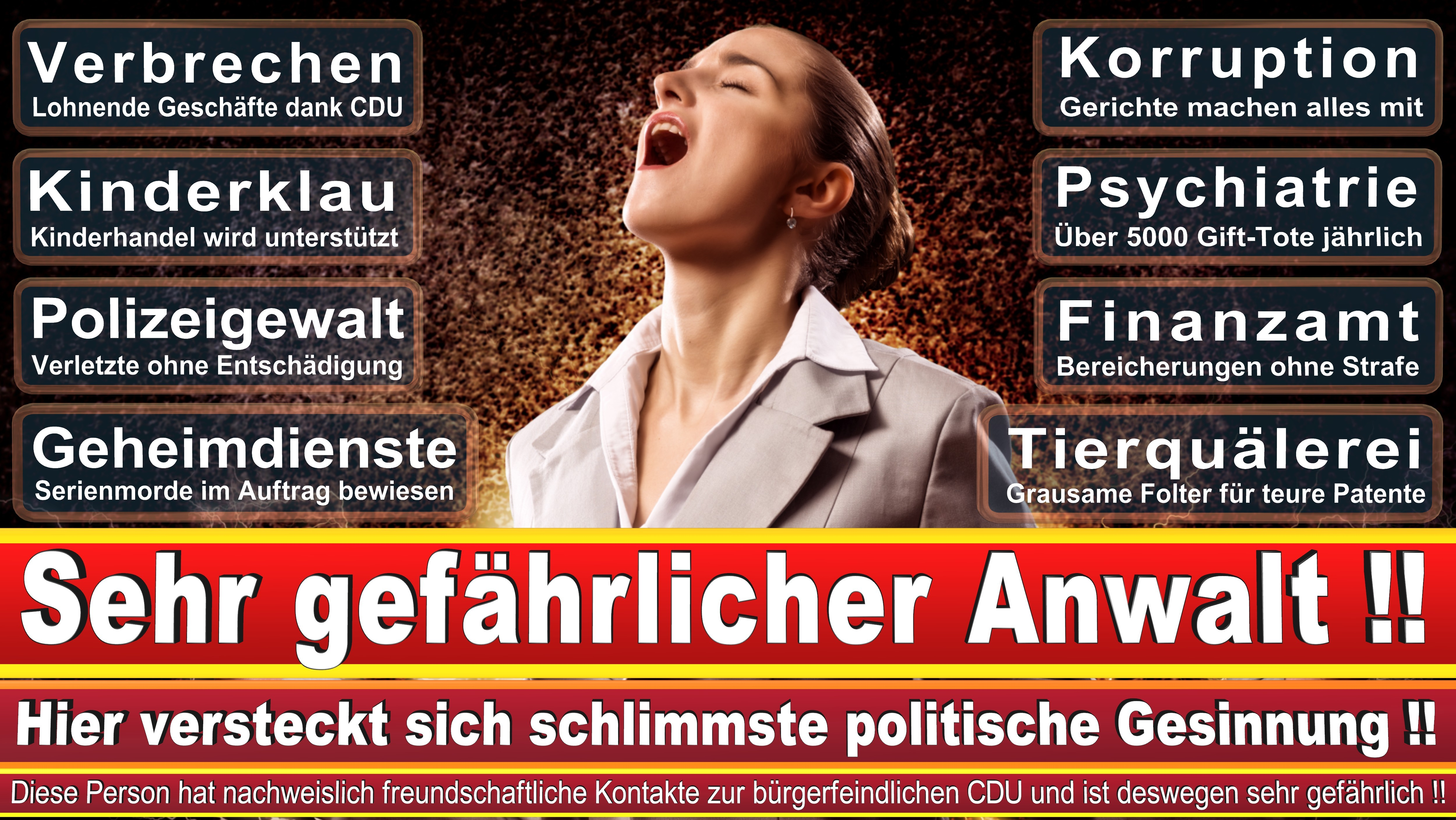 Rechtsanwalt Prof Dr Jens M Schmittmann CDU NRW 1