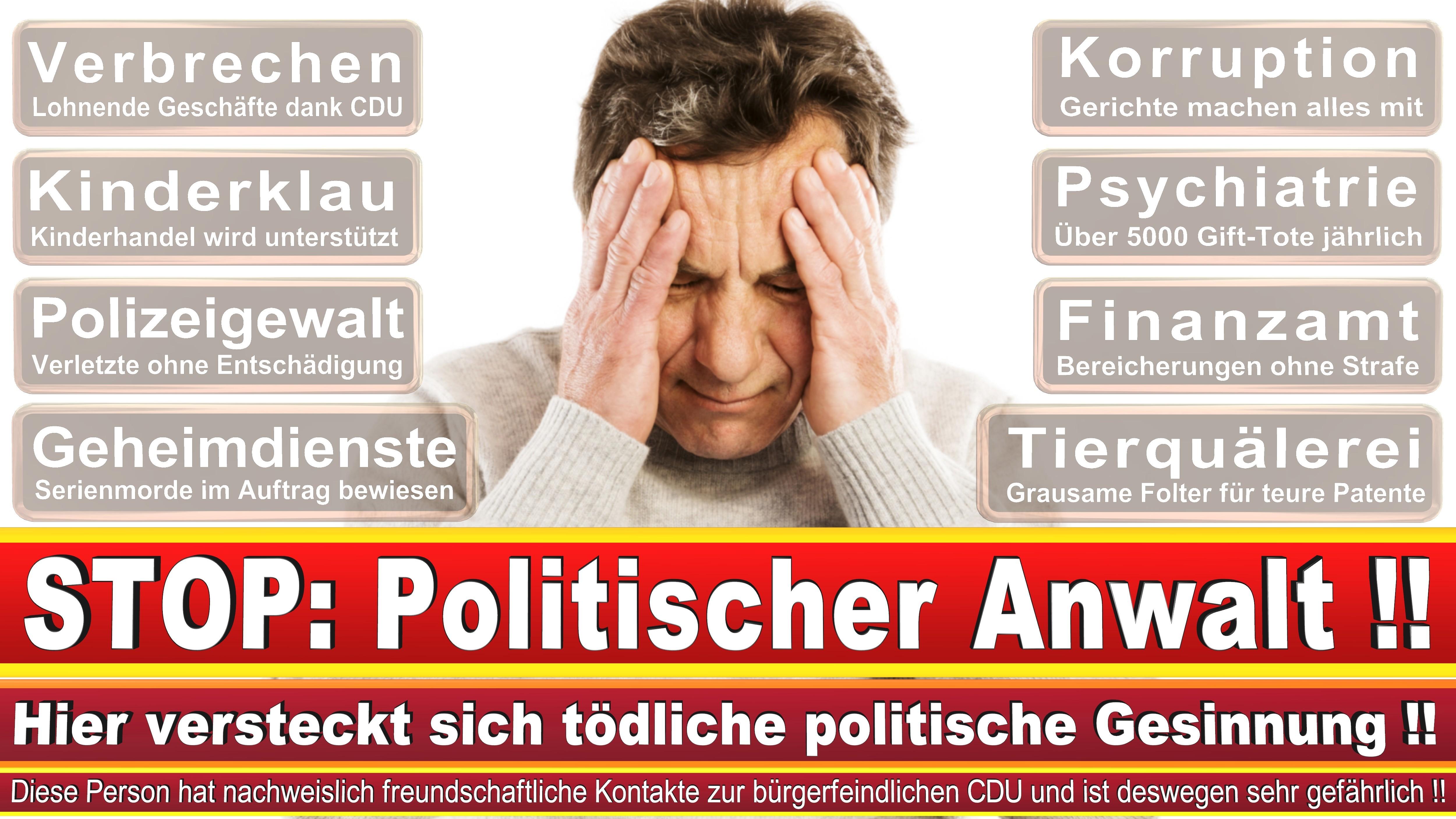Rechtsanwalt Ralf Bockstedte CDU NRW