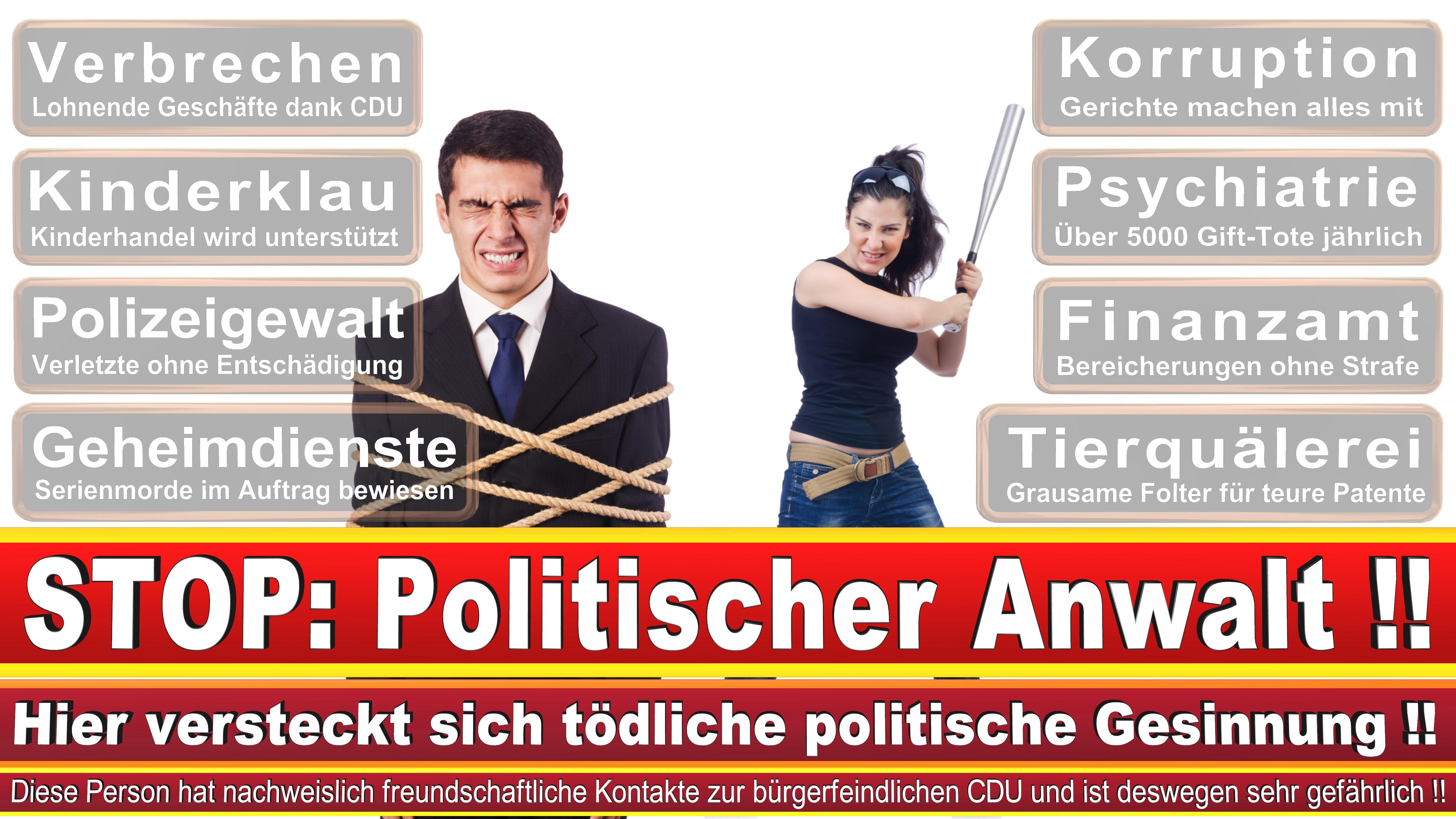 Rechtsanwalt Reiner Aust Berlin CDU Berlin