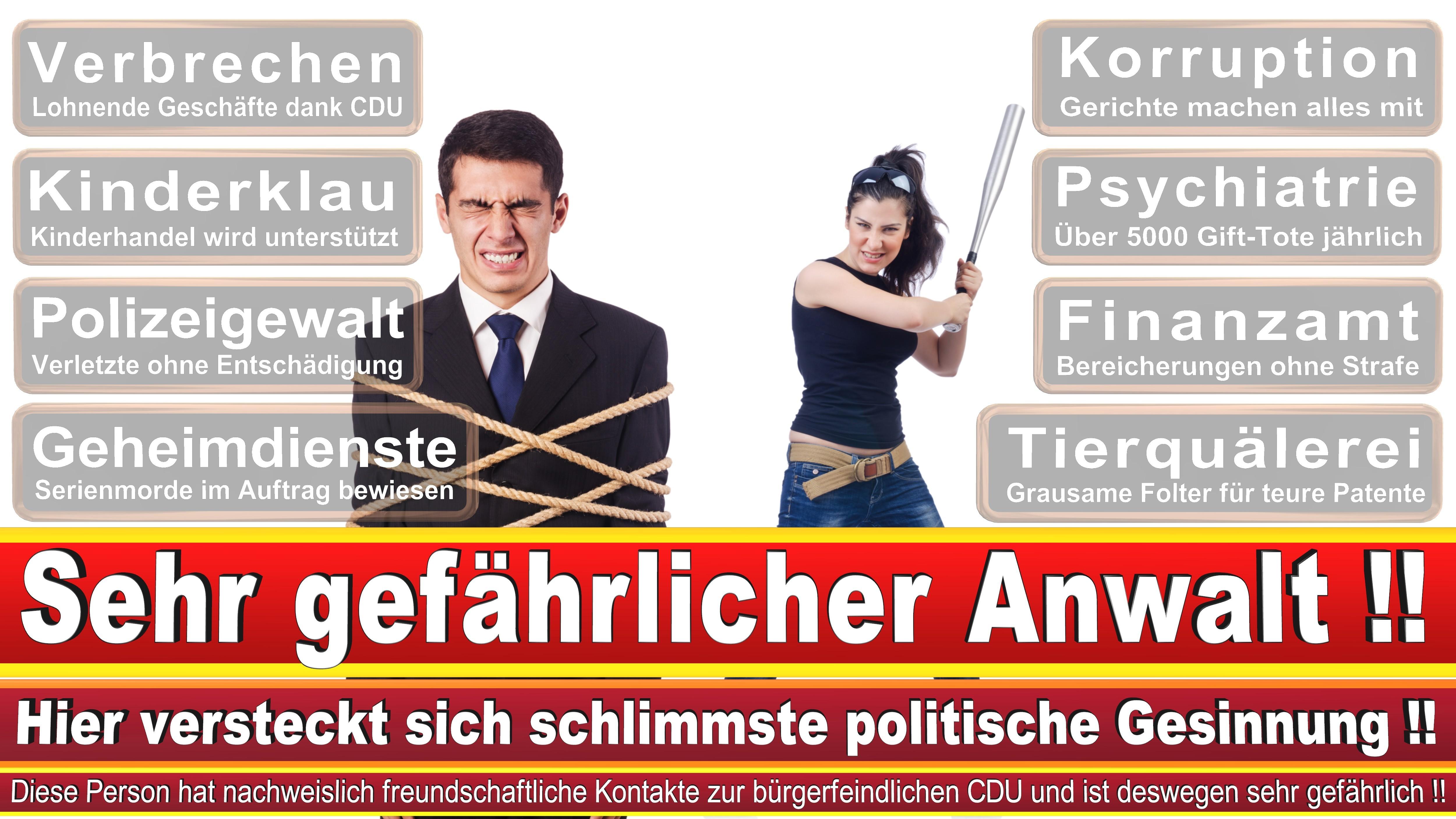 Rechtsanwalt Reiner Aust Berlin CDU Berlin 1