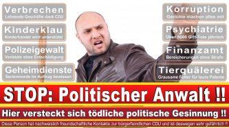 Rechtsanwalt René Pickard CDU NRW