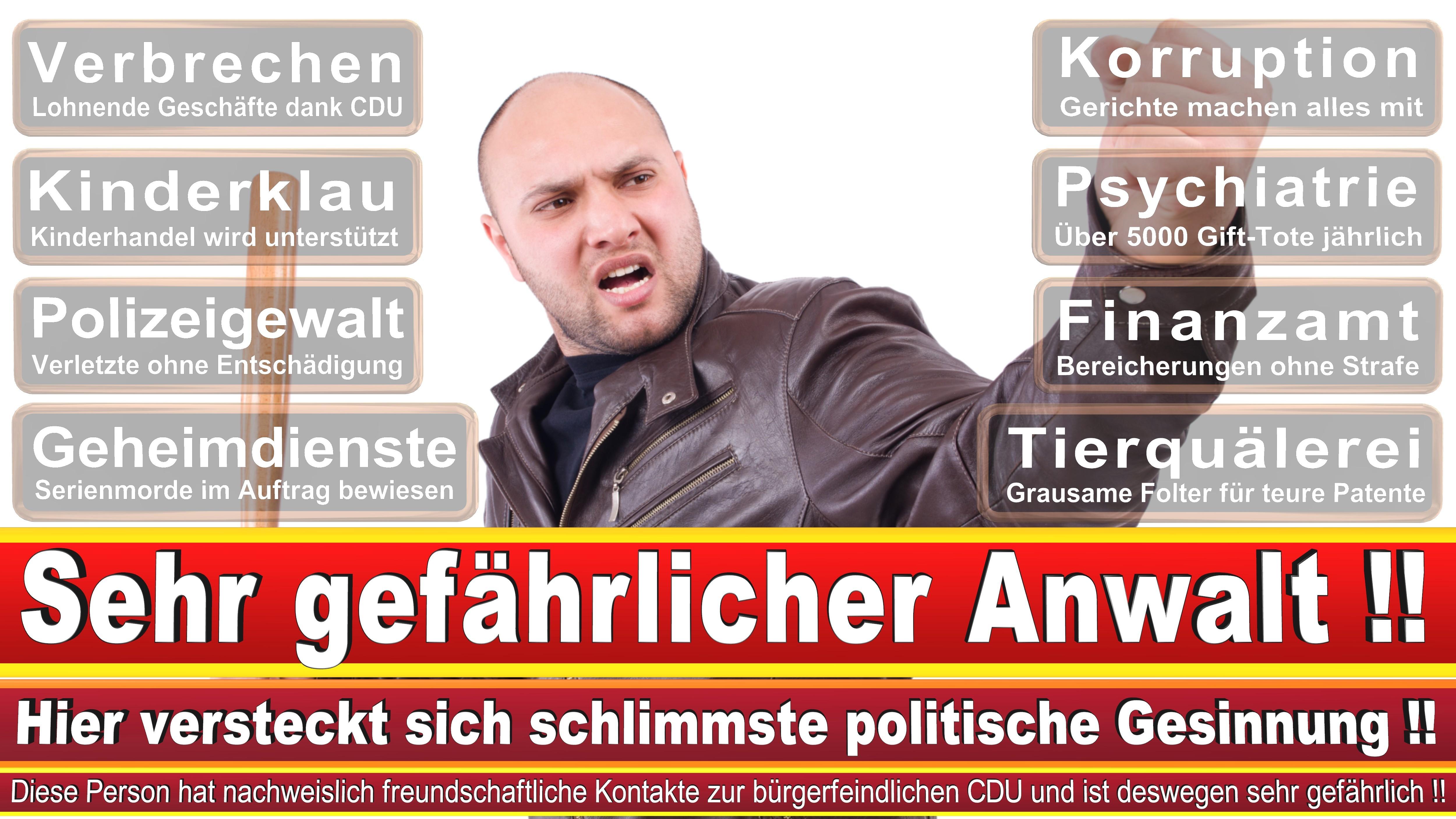 Rechtsanwalt René Pickard CDU NRW 1