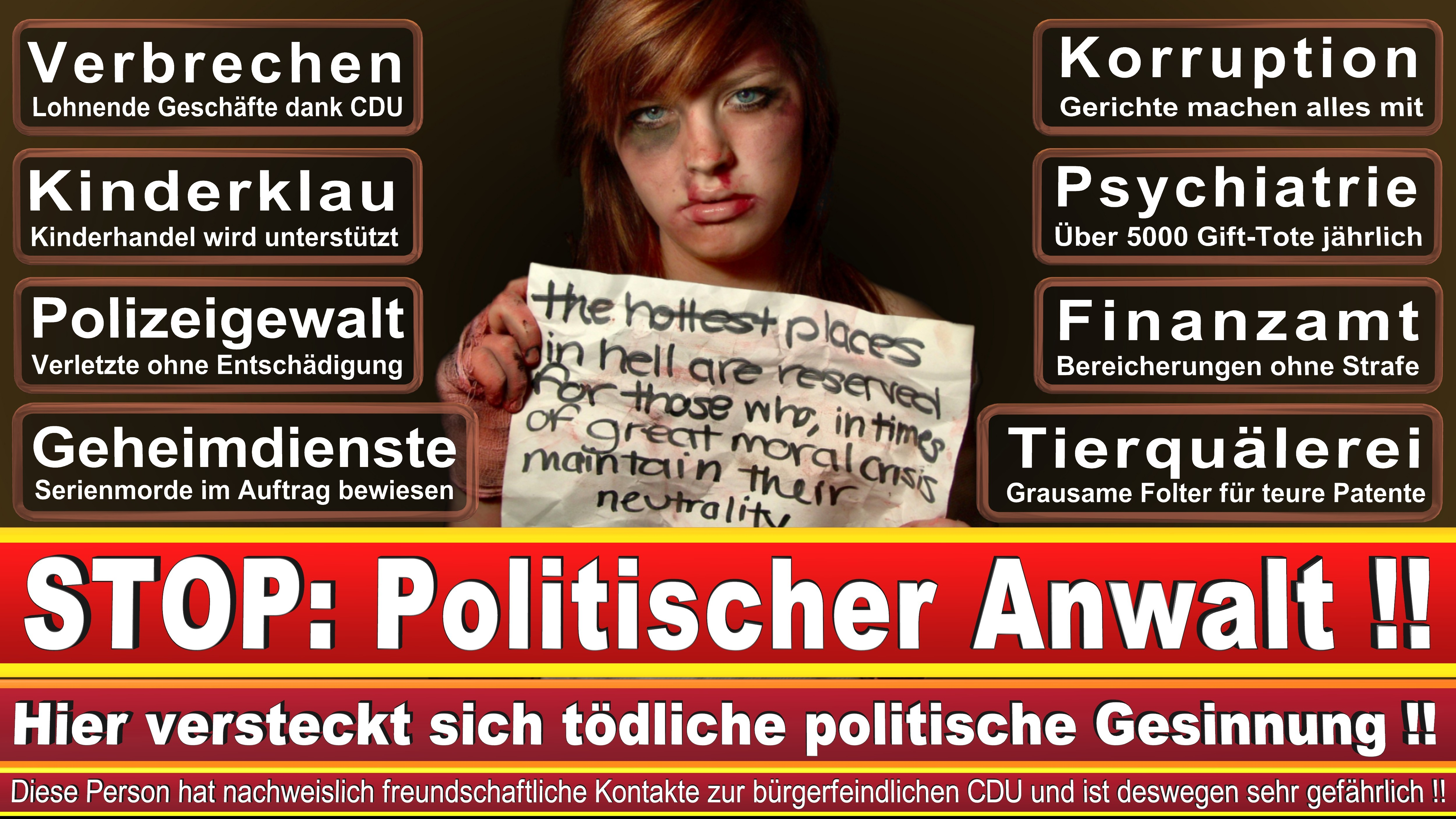 Rechtsanwalt Robert Weber Berlin CDU Berlin