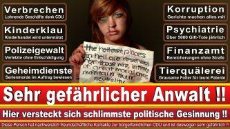 Rechtsanwalt Robert Weber Berlin CDU Berlin 1