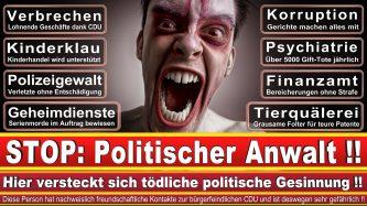 Rechtsanwalt Sigmar E Peters CDU NRW