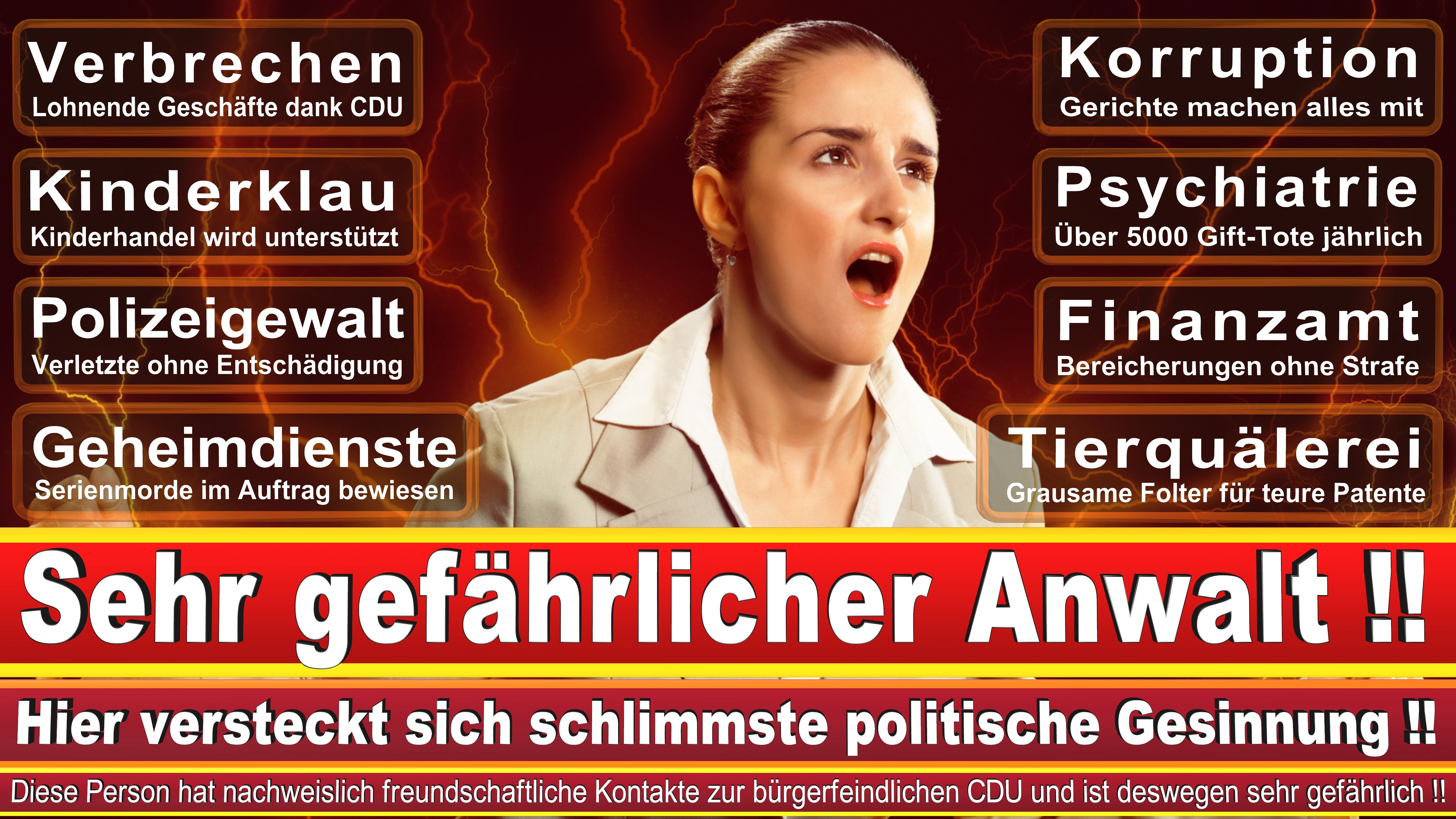 Rechtsanwalt Stefan Eßer CDU NRW 1