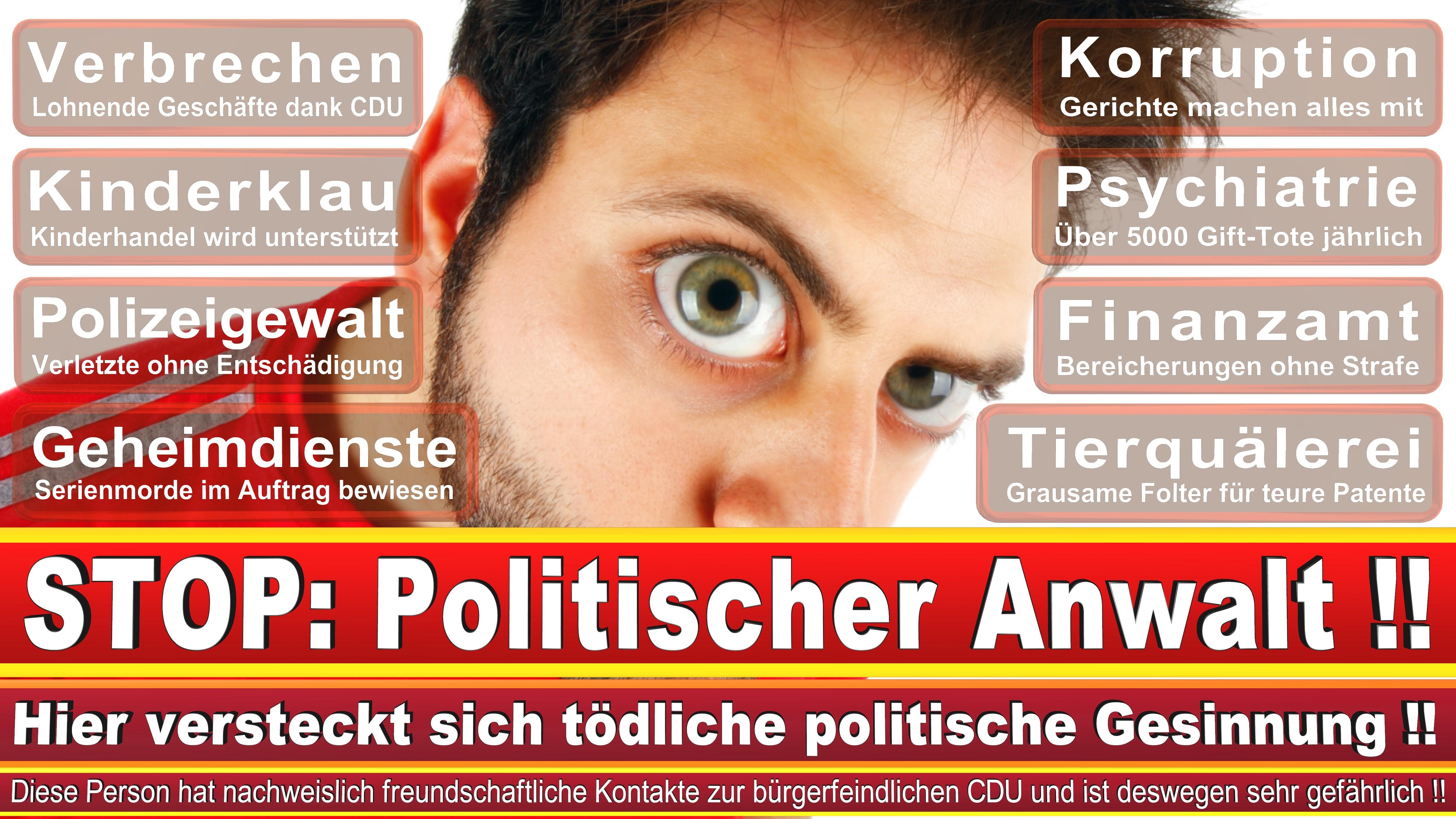 Rechtsanwalt Sven Boris Kämmerling CDU NRW