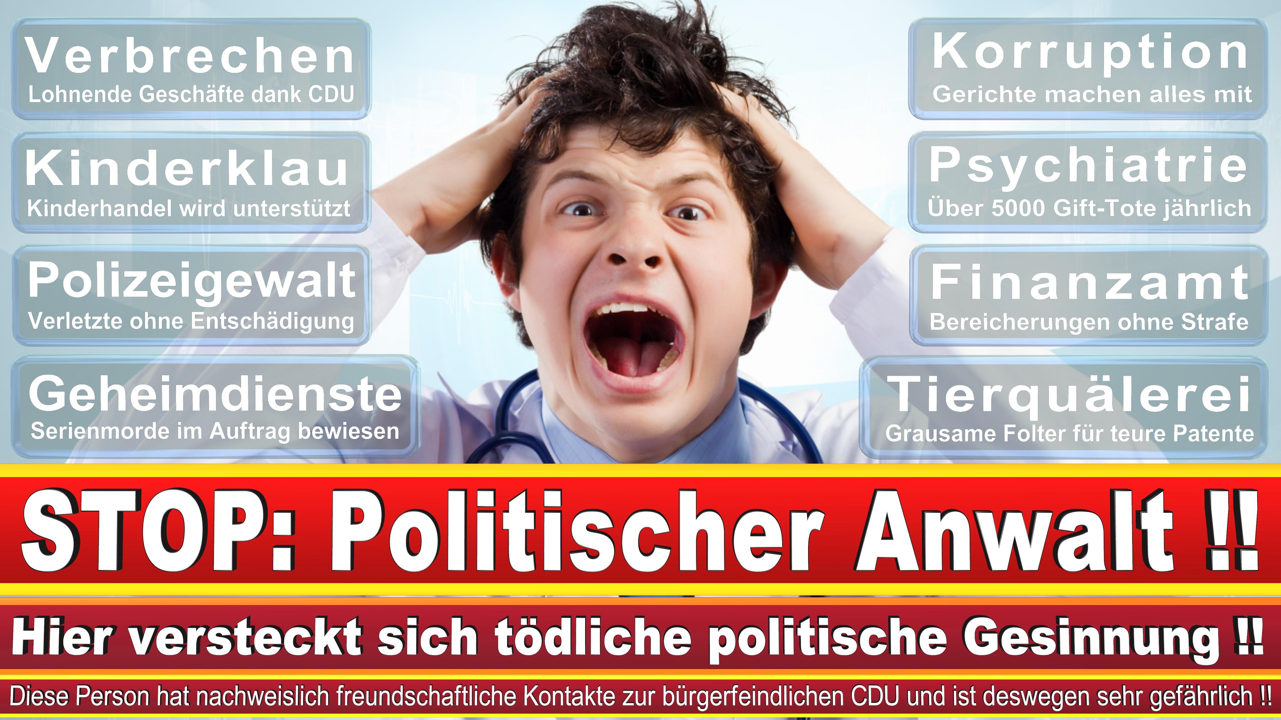Rechtsanwalt Sven Diener CDU NRW