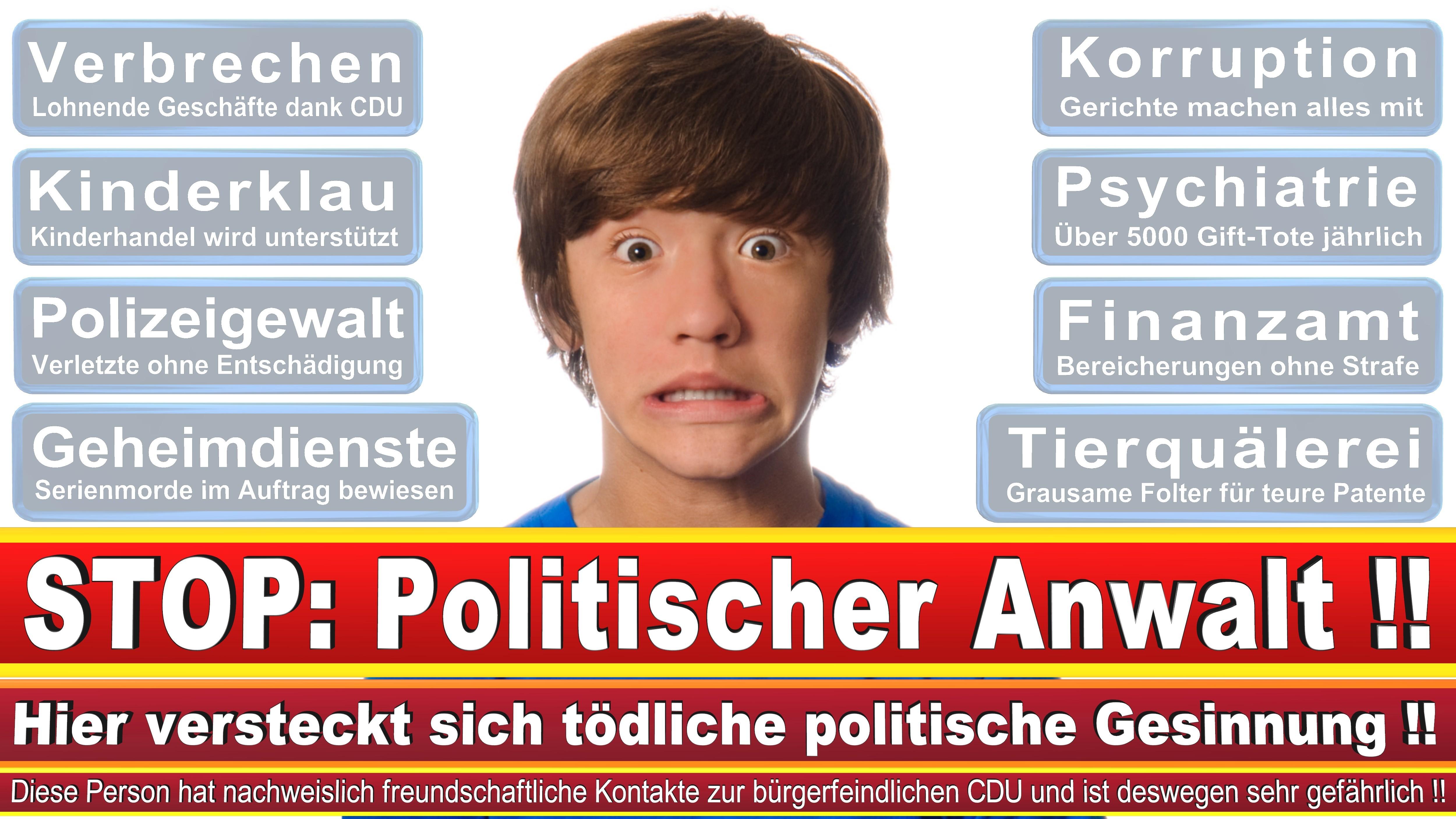 Rechtsanwalt Tankred Schipanski Berlin CDU Berlin