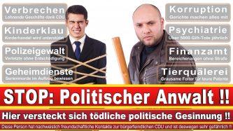 Rechtsanwalt Thorsten Fricke Berlin CDU Berlin