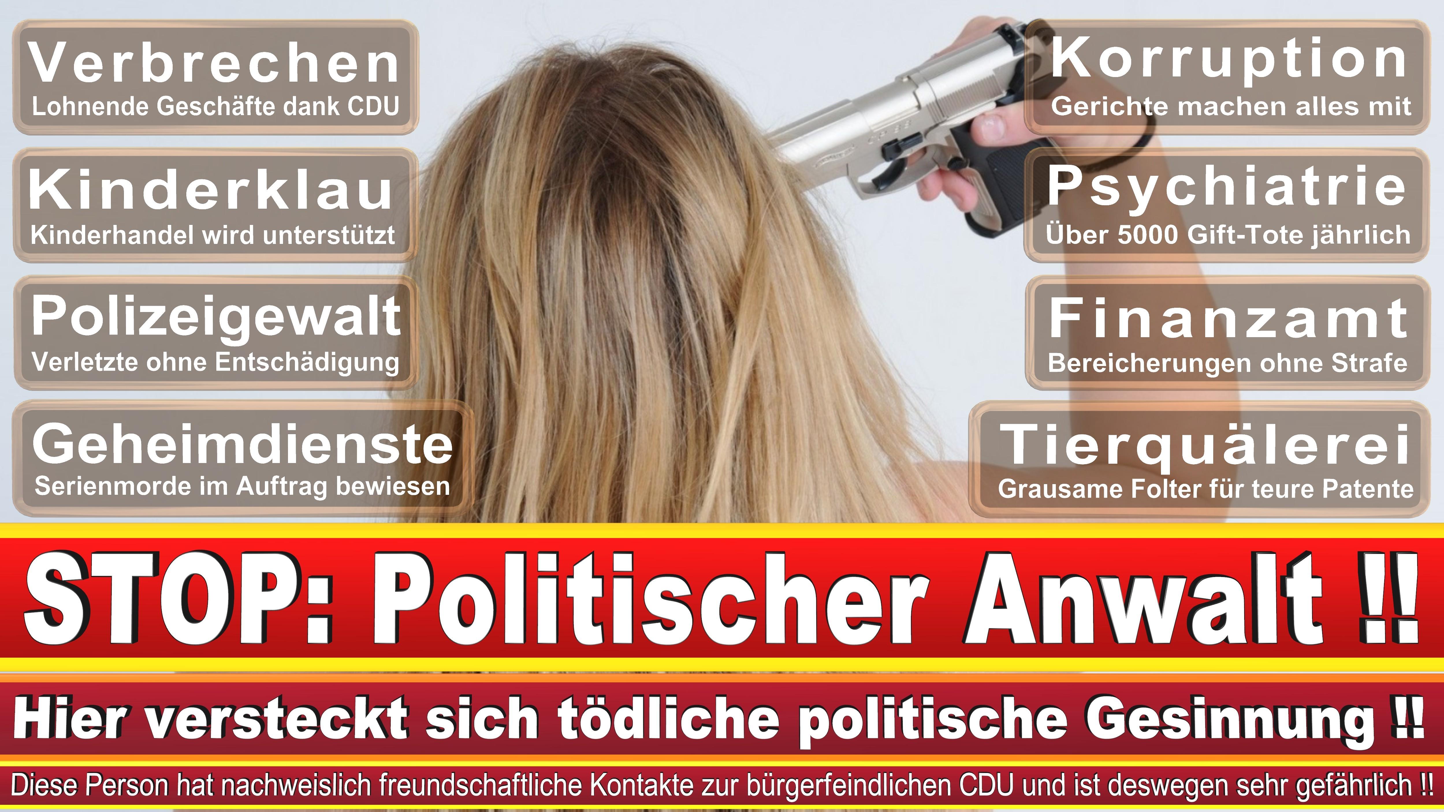 Rechtsanwalt Till Olaf Voß CDU NRW
