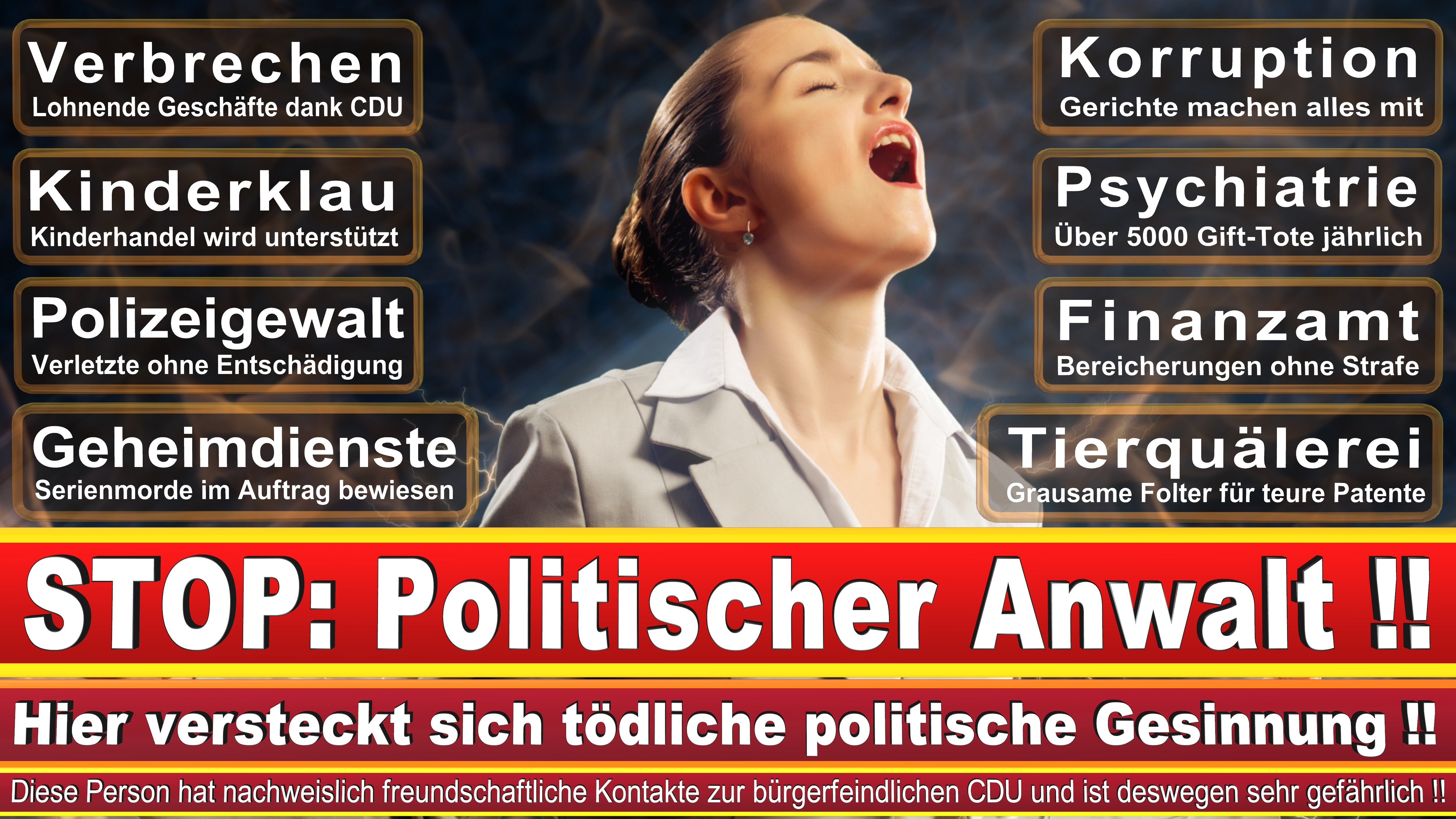 Rechtsanwalt Timk Knopff CDU NRW
