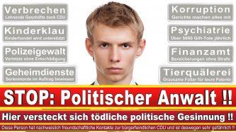 Rechtsanwalt Tobias Schuhmacher CDU NRW