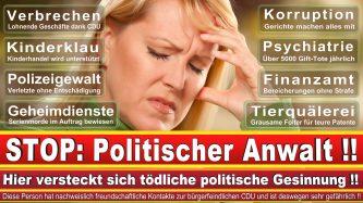 Rechtsanwalt Udo Schwenke CDU NRW