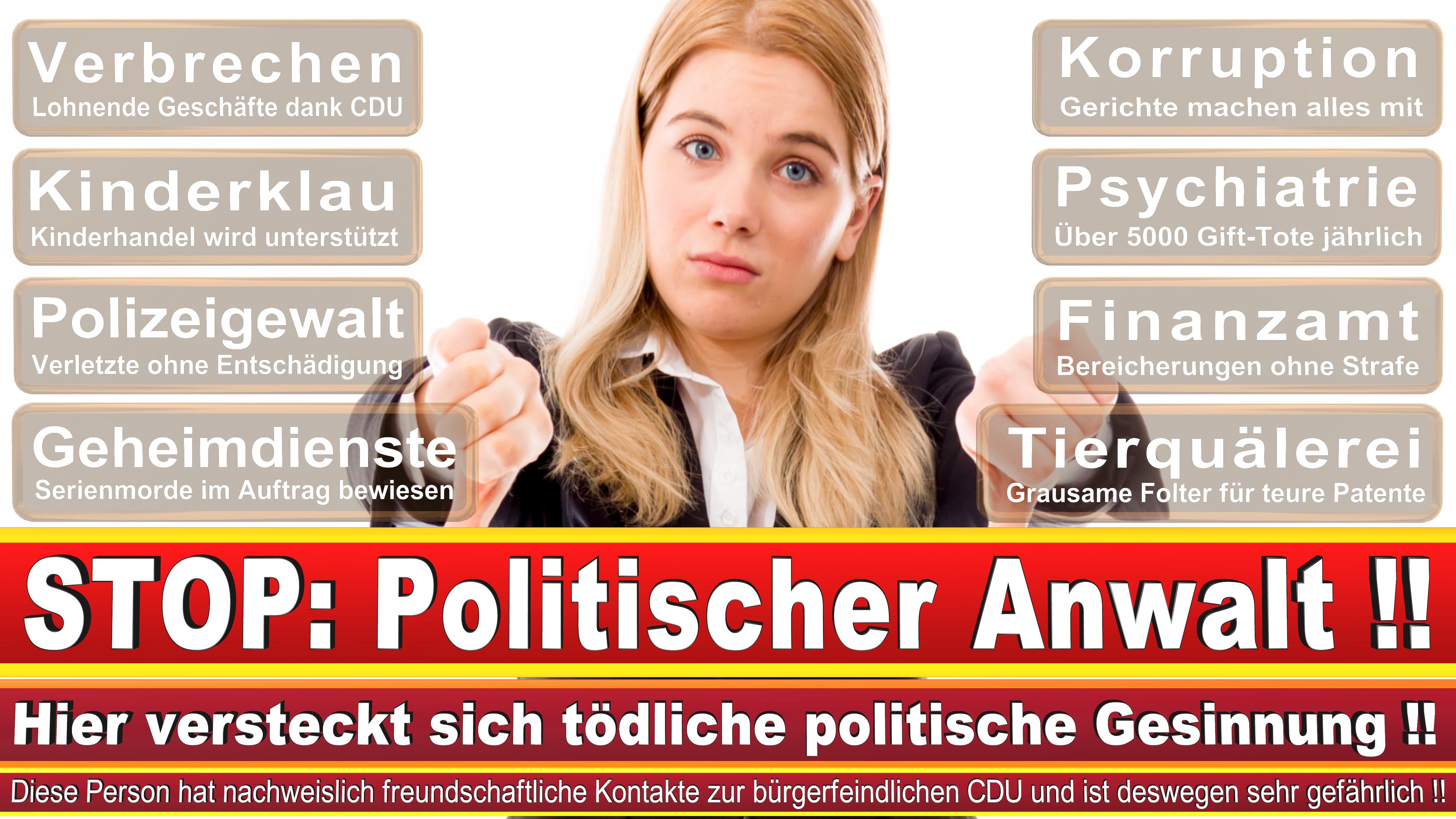 Rechtsanwalt Walter Dickmann CDU NRW