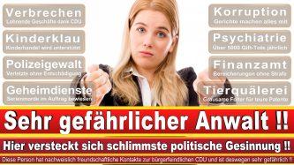 Rechtsanwalt Walter Dickmann CDU NRW 1