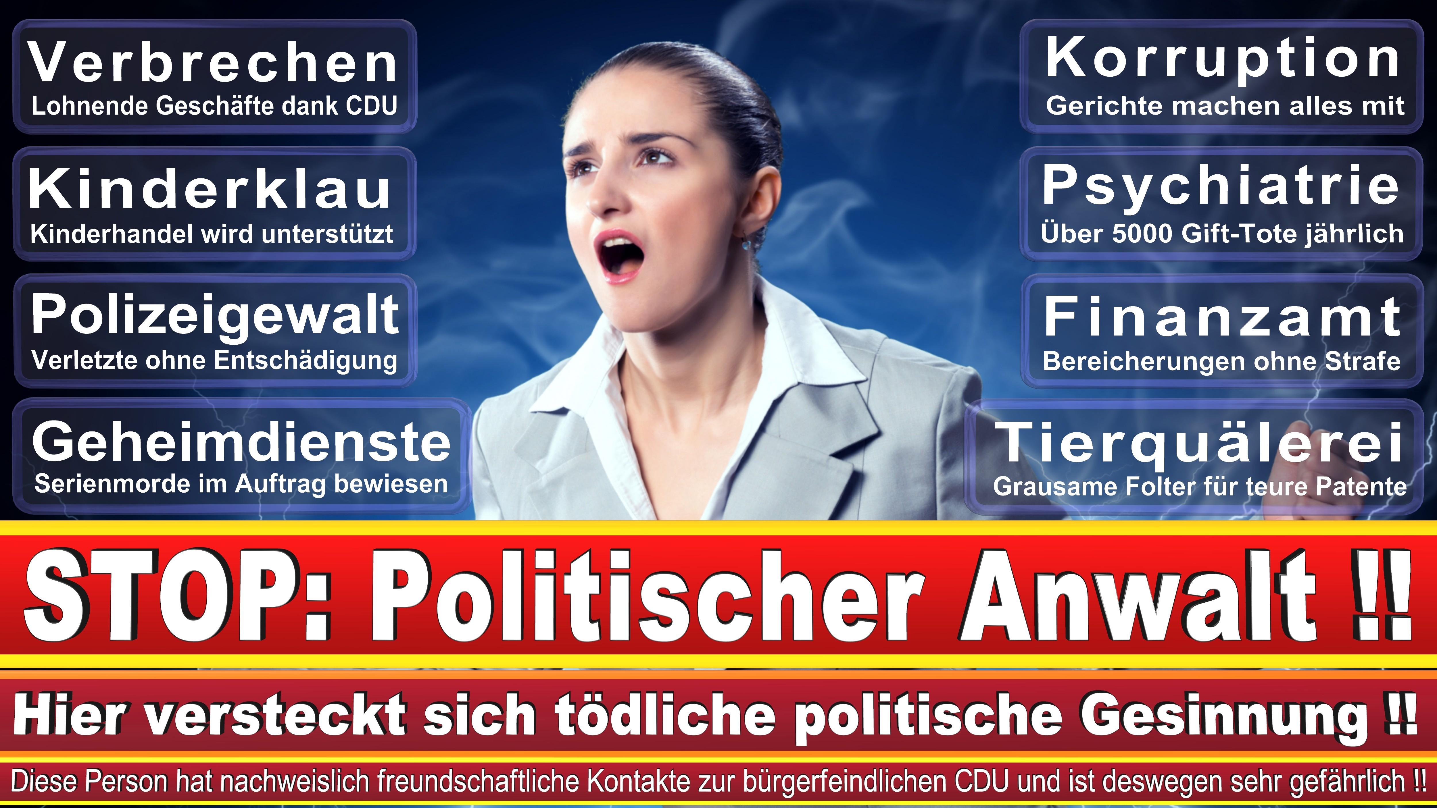 Rechtsanwalt Walther Husberg CDU NRW