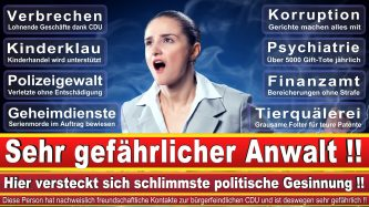 Rechtsanwalt Walther Husberg CDU NRW 1