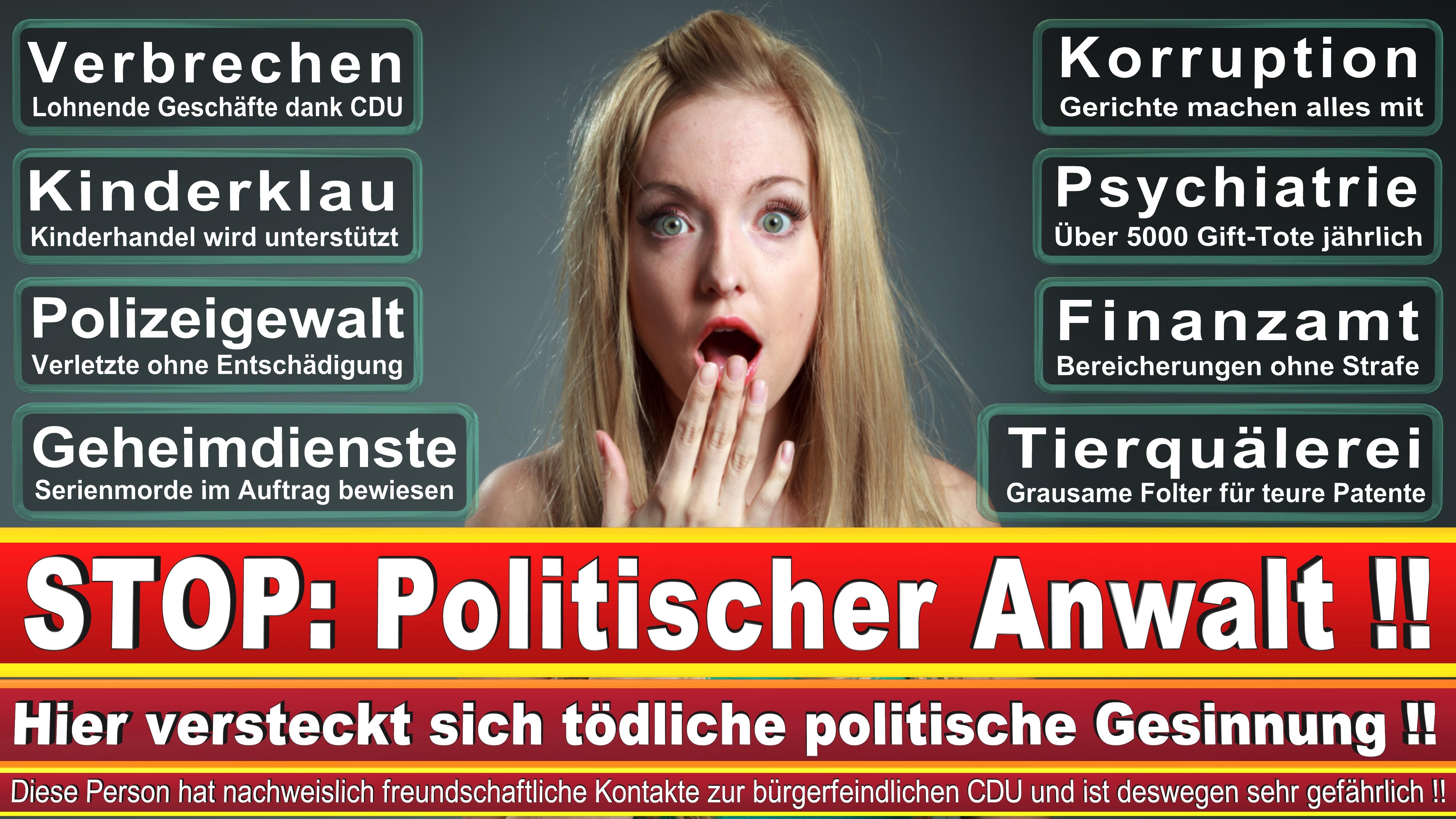 Rechtsanwalt Werner Stolz CDU NRW