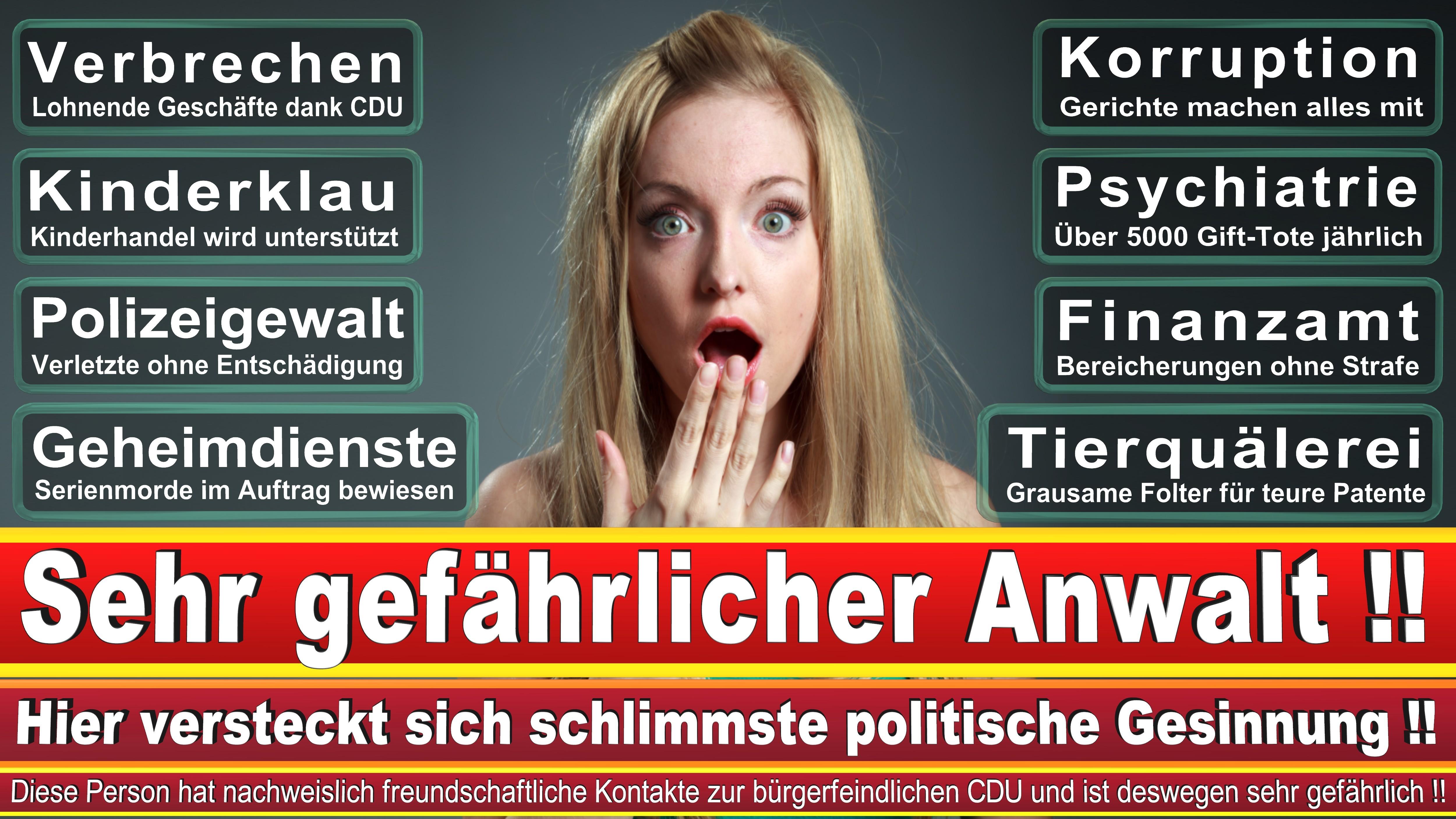Rechtsanwalt Werner Stolz CDU NRW 1