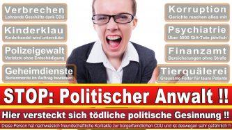 Rechtsanwalt Wilhelm Plöger CDU NRW