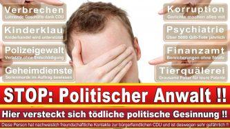 Rechtsanwalt Wolf Dietrich Schreyer Berlin CDU Berlin