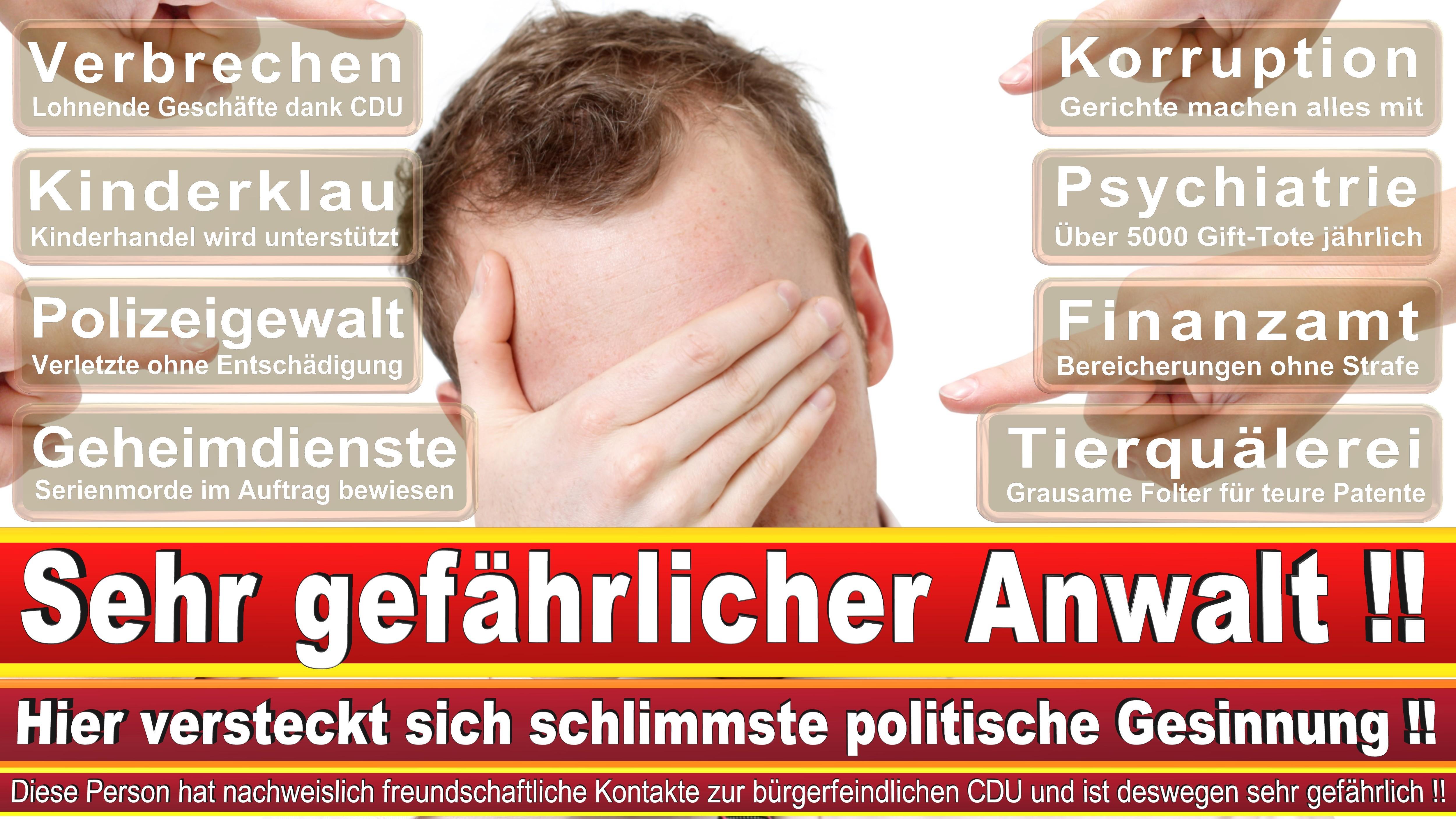 Rechtsanwalt Wolf Dietrich Schreyer Berlin CDU Berlin 1