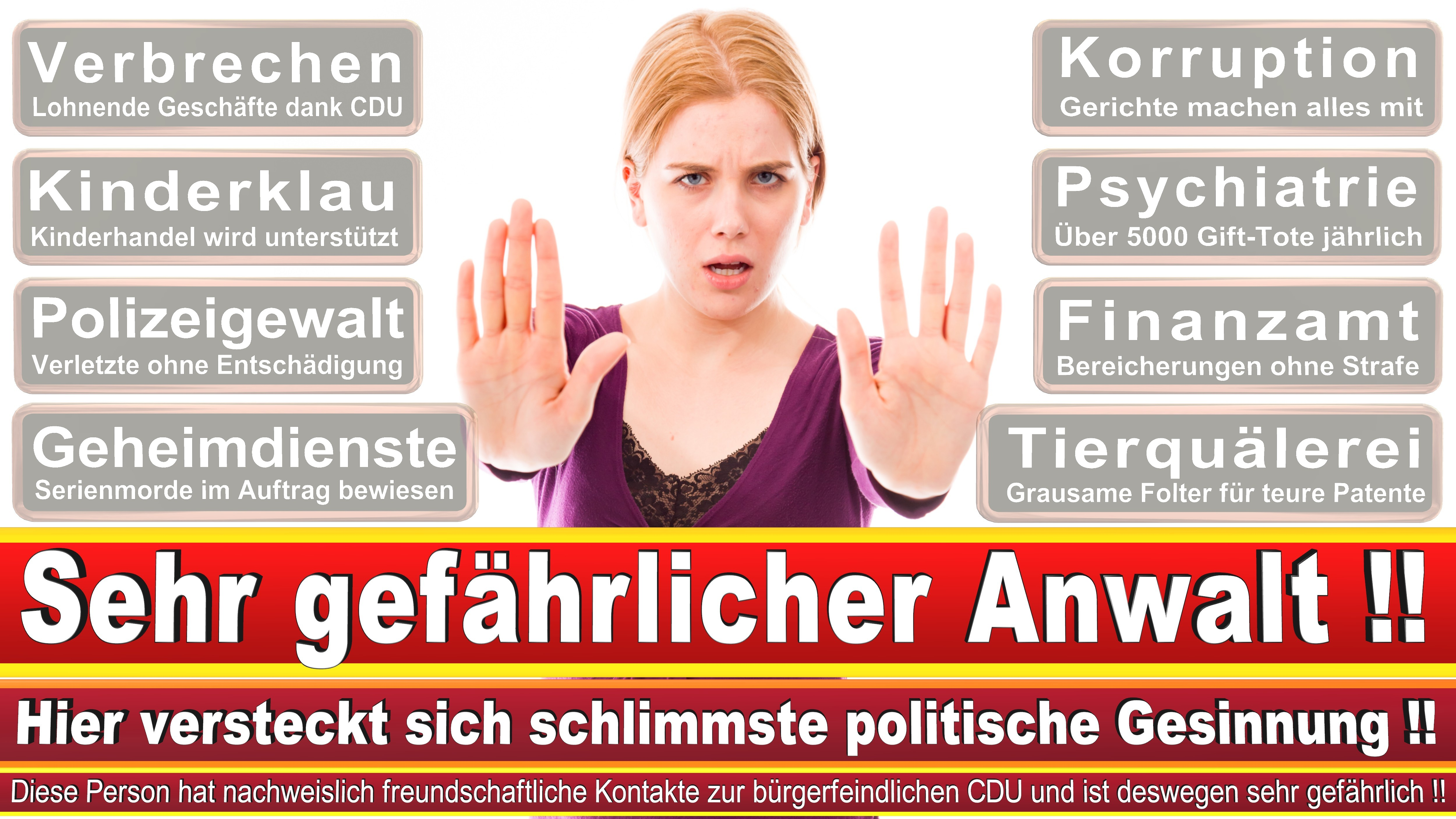 Rechtsanwalt Wolfgang Naumann CDU NRW 1