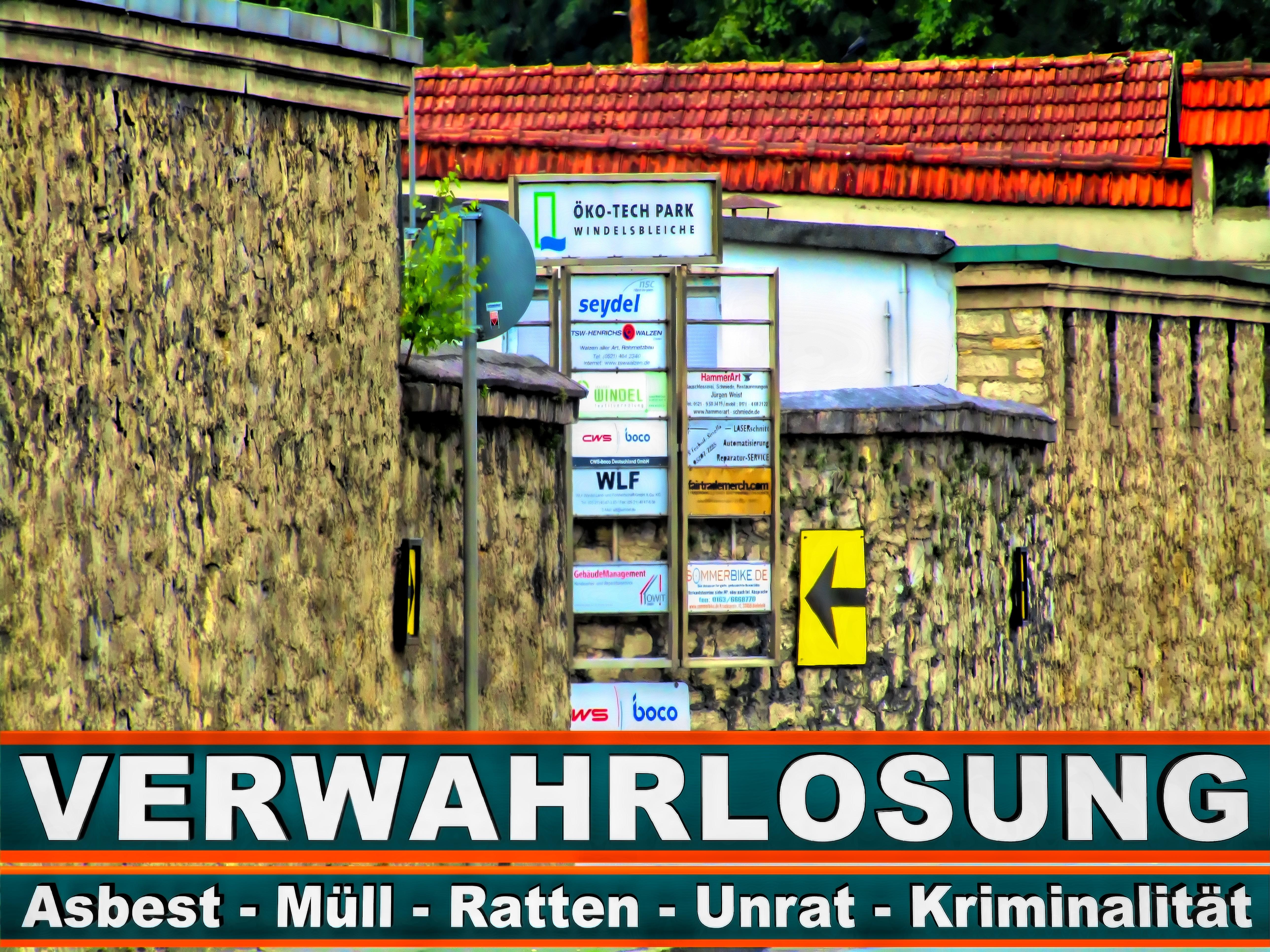 Öko Tech Park Bielefeld DÜSTERHÖFT Mario Thassilo Düsterhöft We Str Ing 44 32051 Herford 014