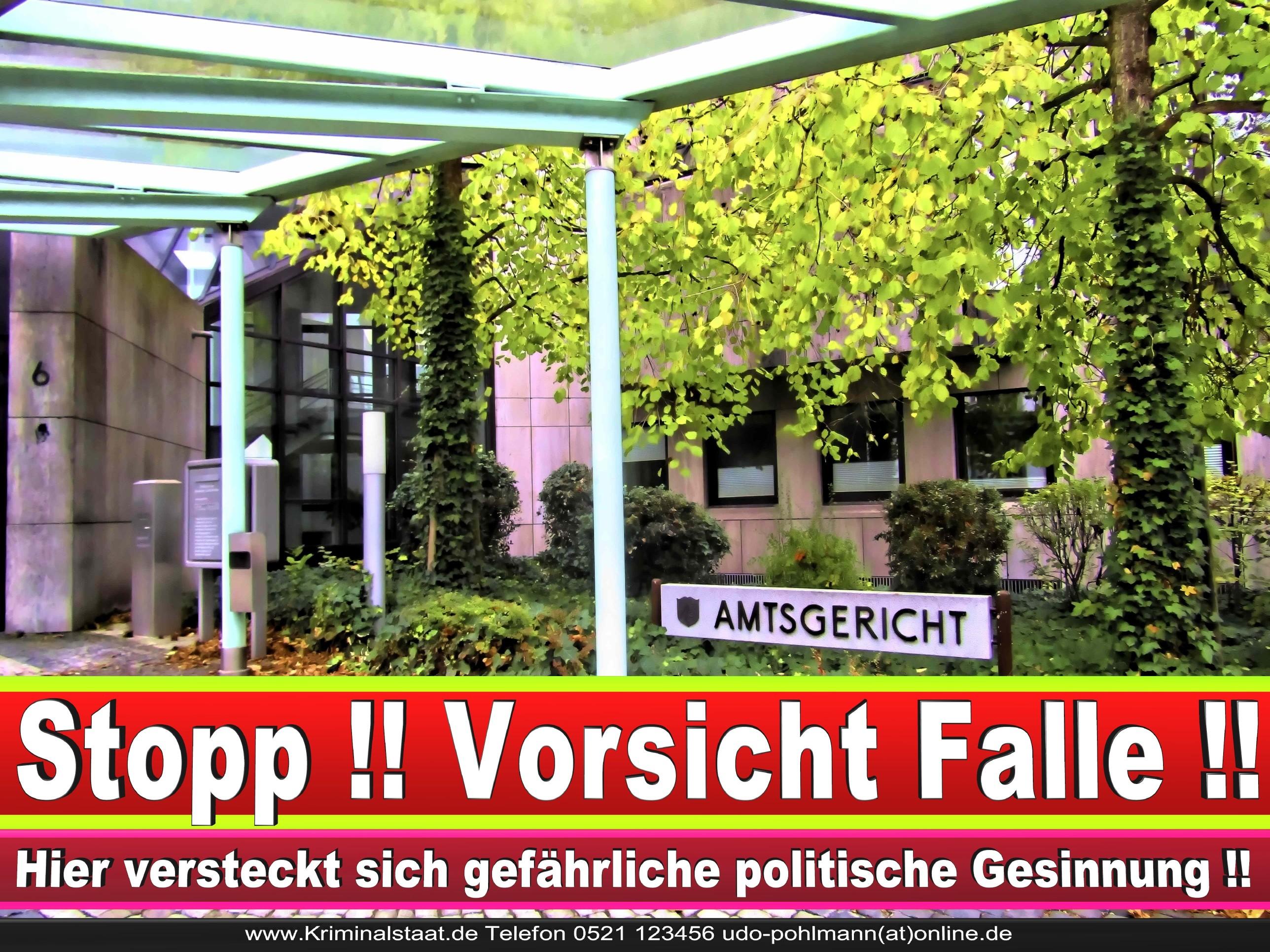 Amtsgericht Landgericht Staatsanwaltschaft Bielefeld Behörden NRW Arbeitsgericht Sozialgericht Verwaltungsgericht 2