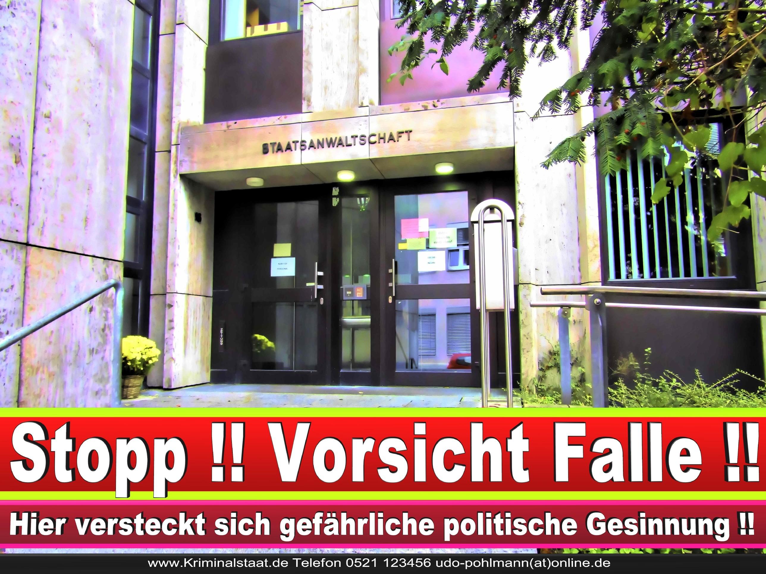 Amtsgericht Landgericht Staatsanwaltschaft Bielefeld Behörden NRW Arbeitsgericht Sozialgericht Verwaltungsgericht 7
