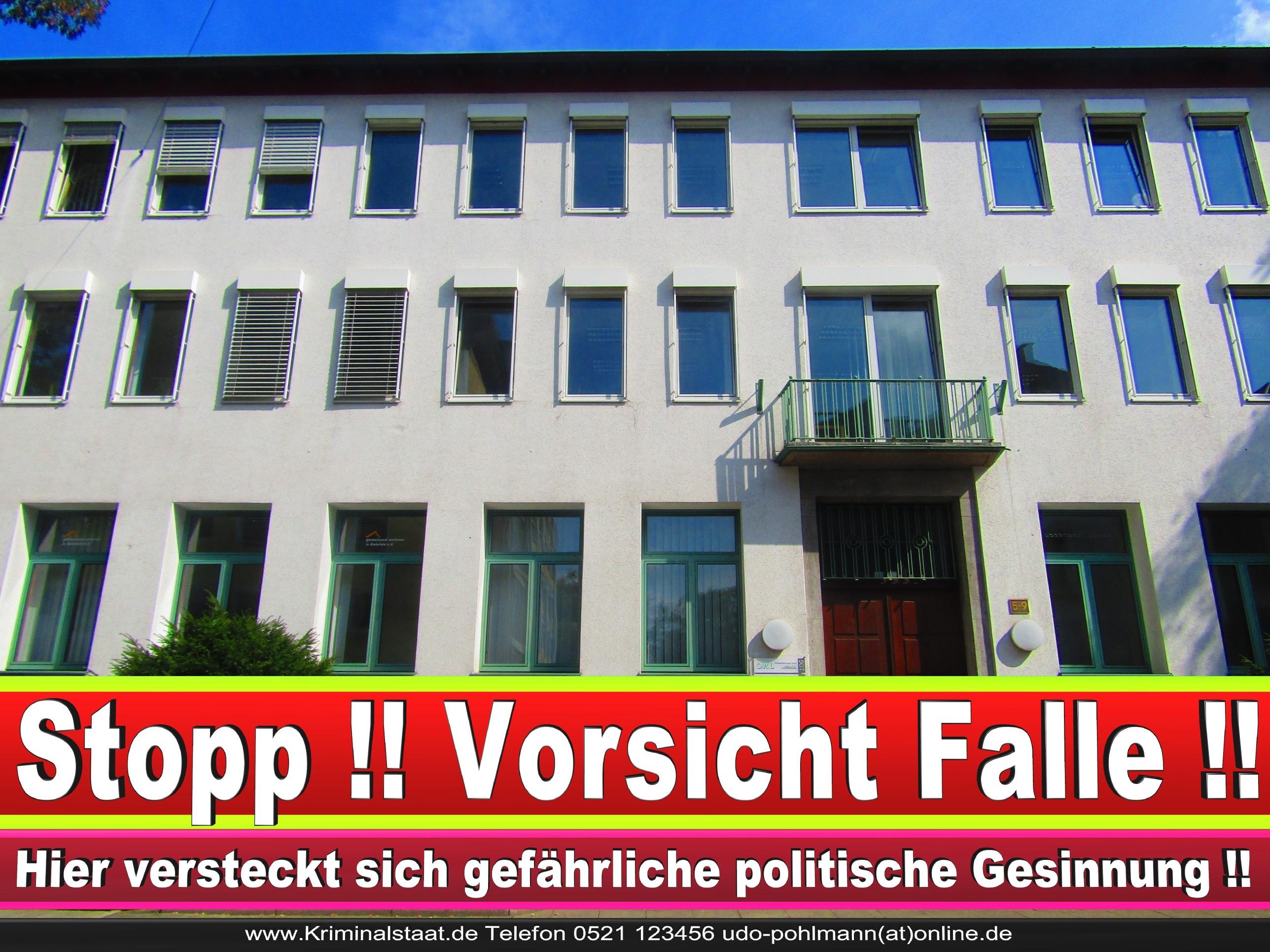 CDU BIELEFELD GESCHÄFTSSTELLE TURNERSTRAßE 5 5 LANDTAGSWAHL BUNDESTAGSWAHL BÜRGERMEISTERWAHL