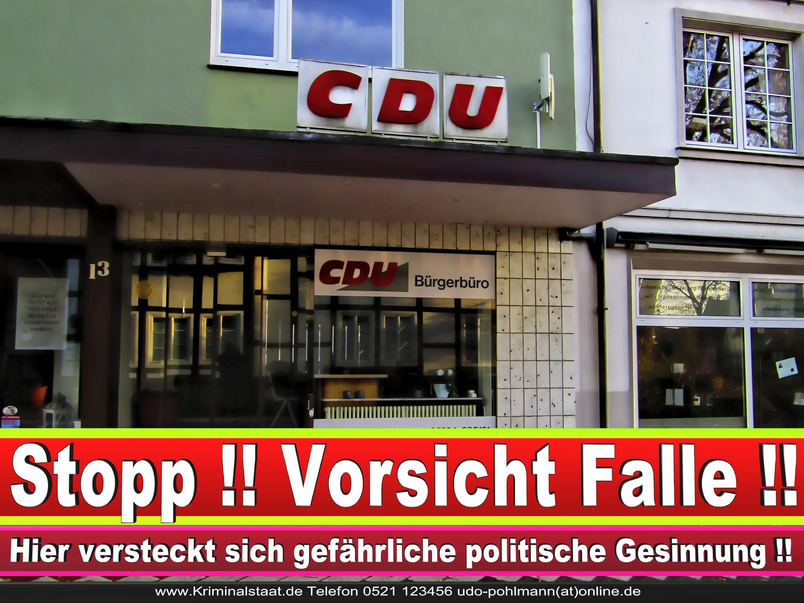 CDU Gemeindeverband Steinhagen Am Markt 13 33803 Steinhagen NRW Ortsverband CDU Steinhagen 11