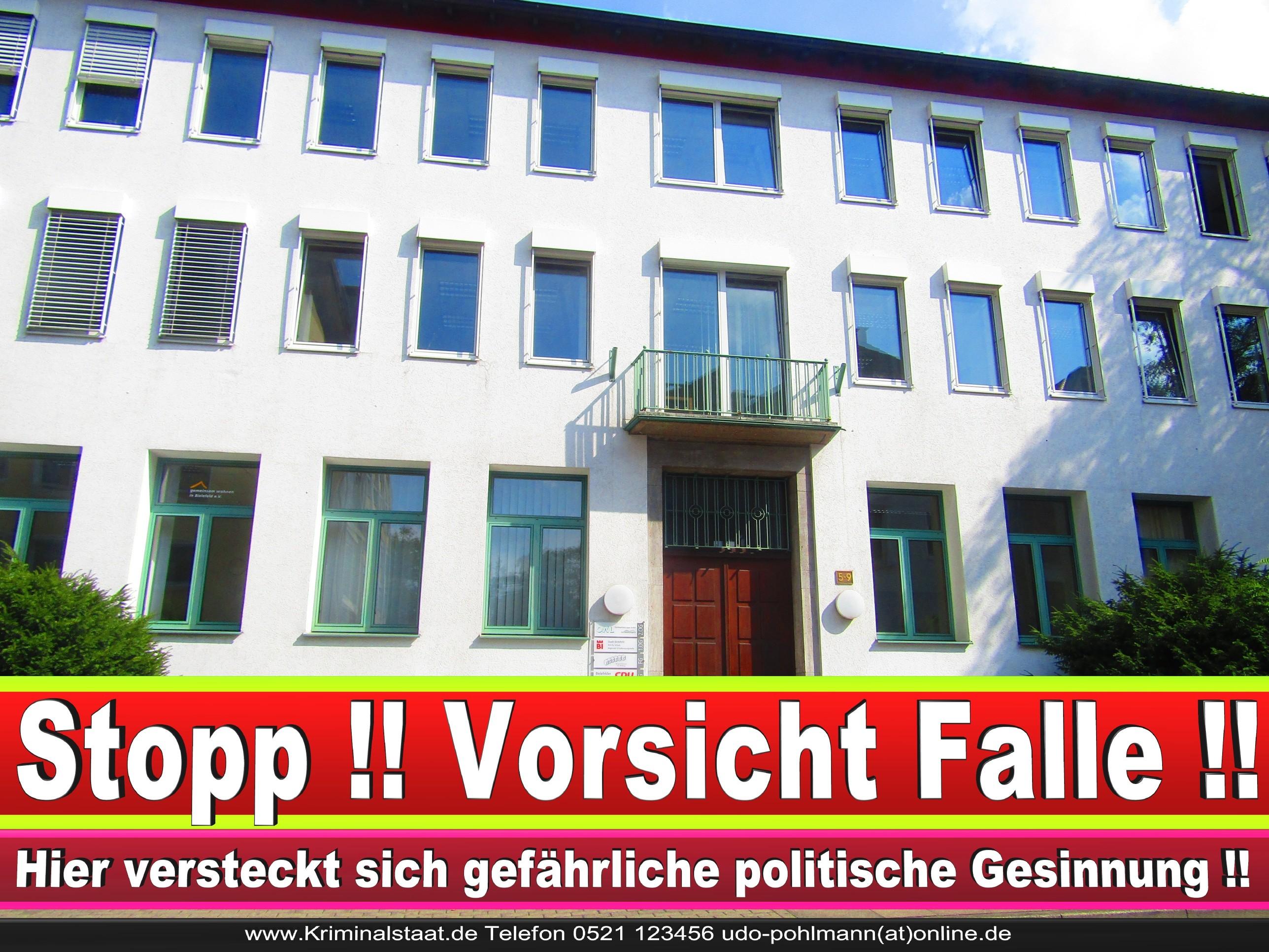 CDU Geschäftsstelle CDU Bielefeld Turnerstraße 5 1 LANDTAGSWAHL BUNDESTAGSWAHL BÜRGERMEISTERWAHL